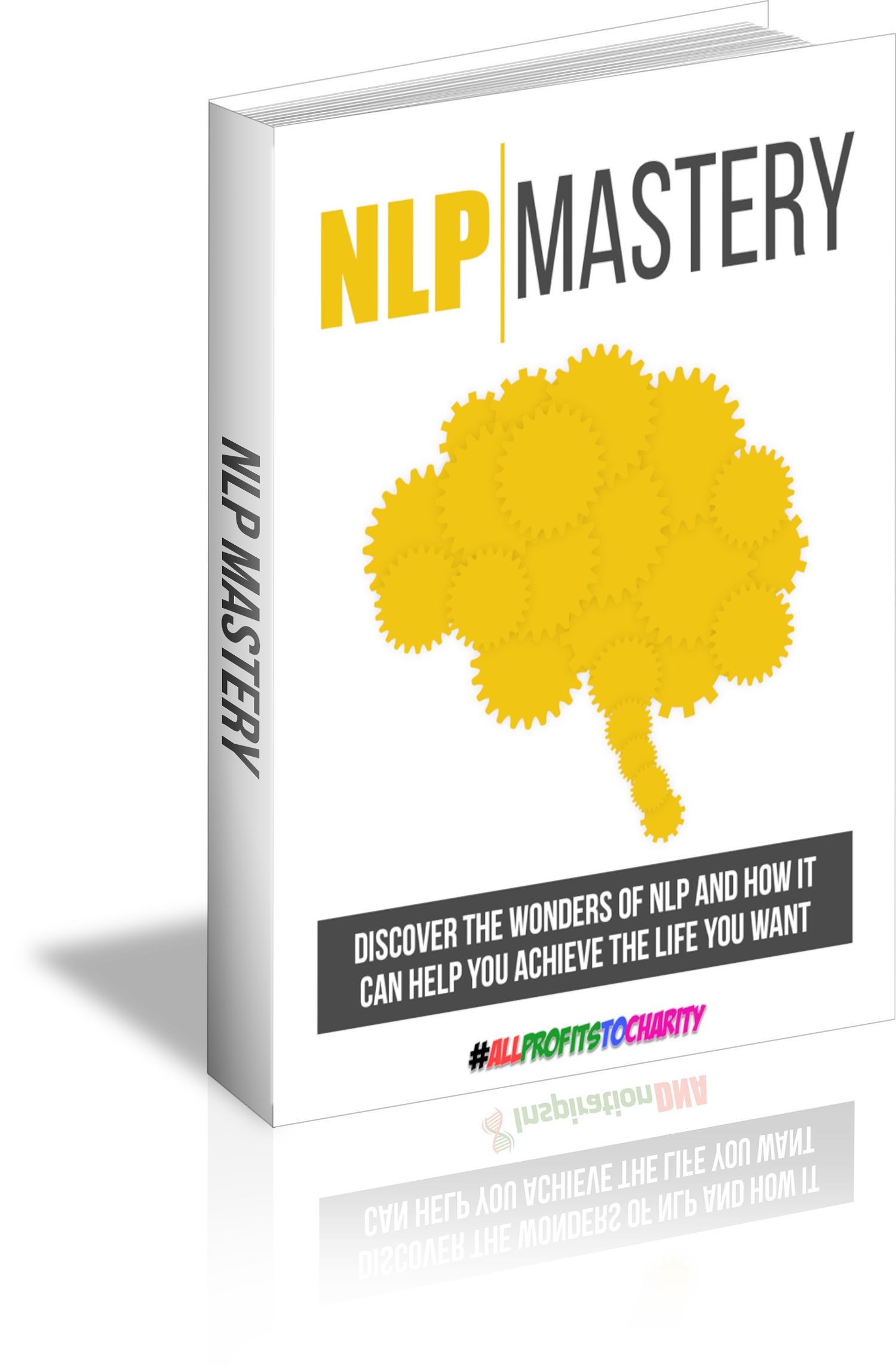 NLP Mastery cover