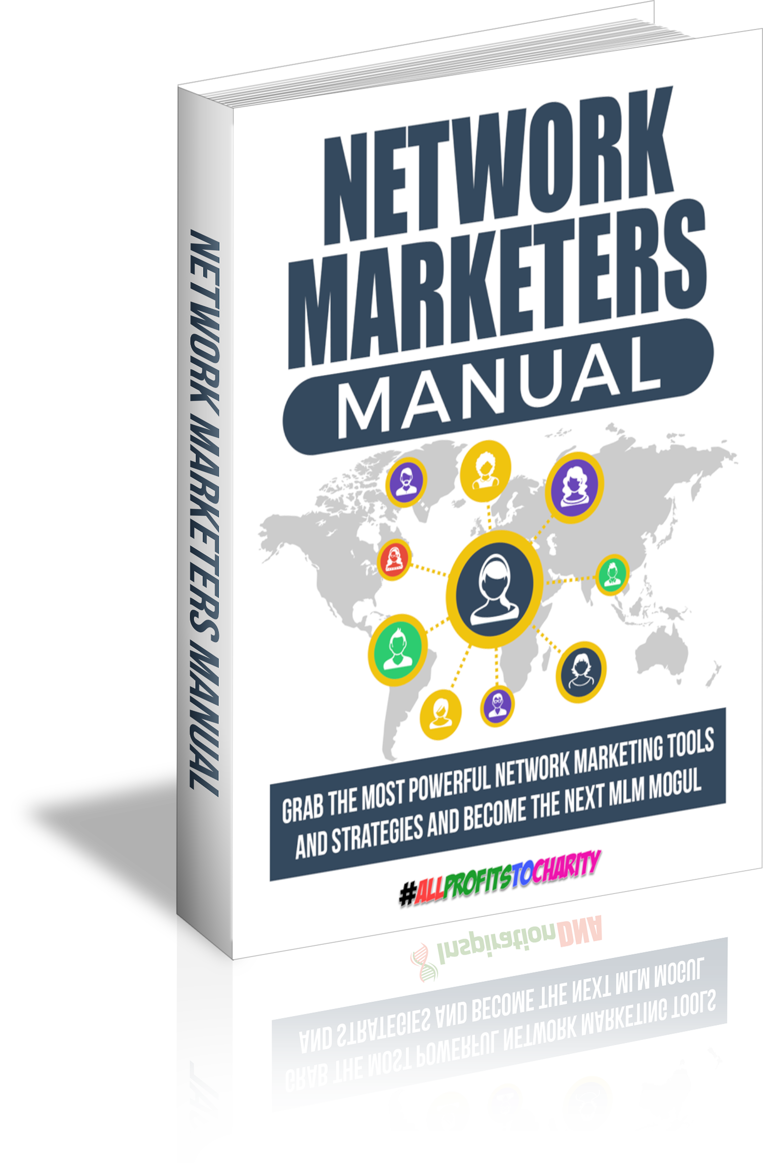 Network Marketers Manual cover
