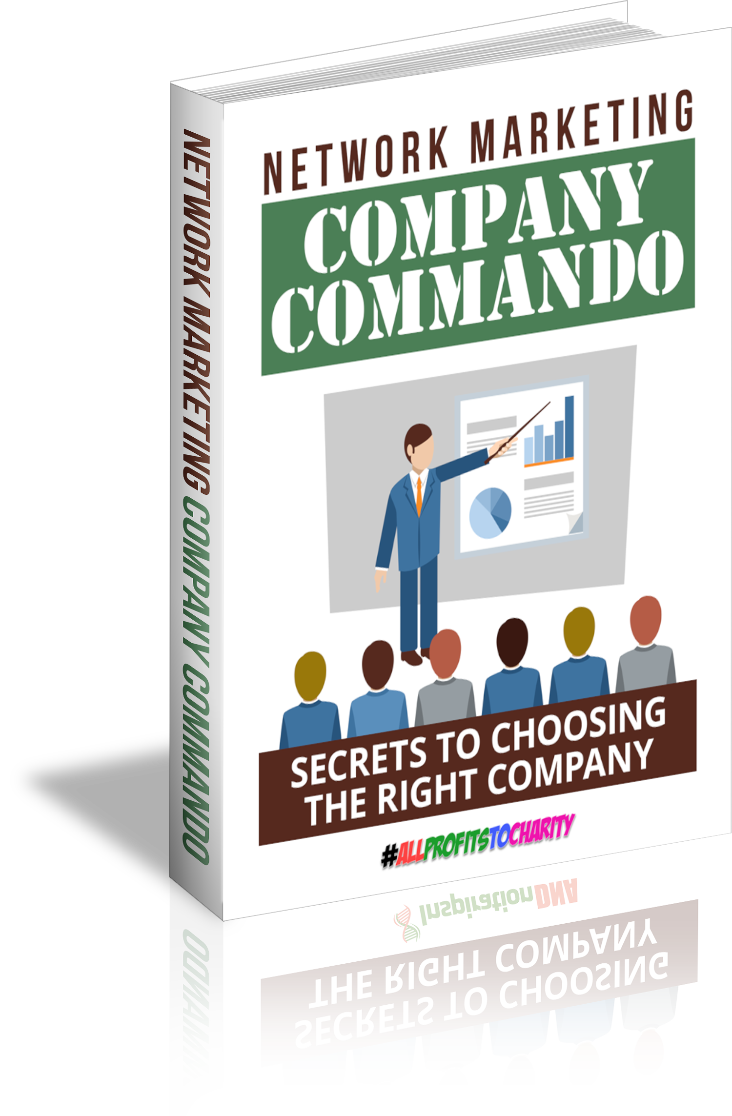 Network Marketing Company Commando cover