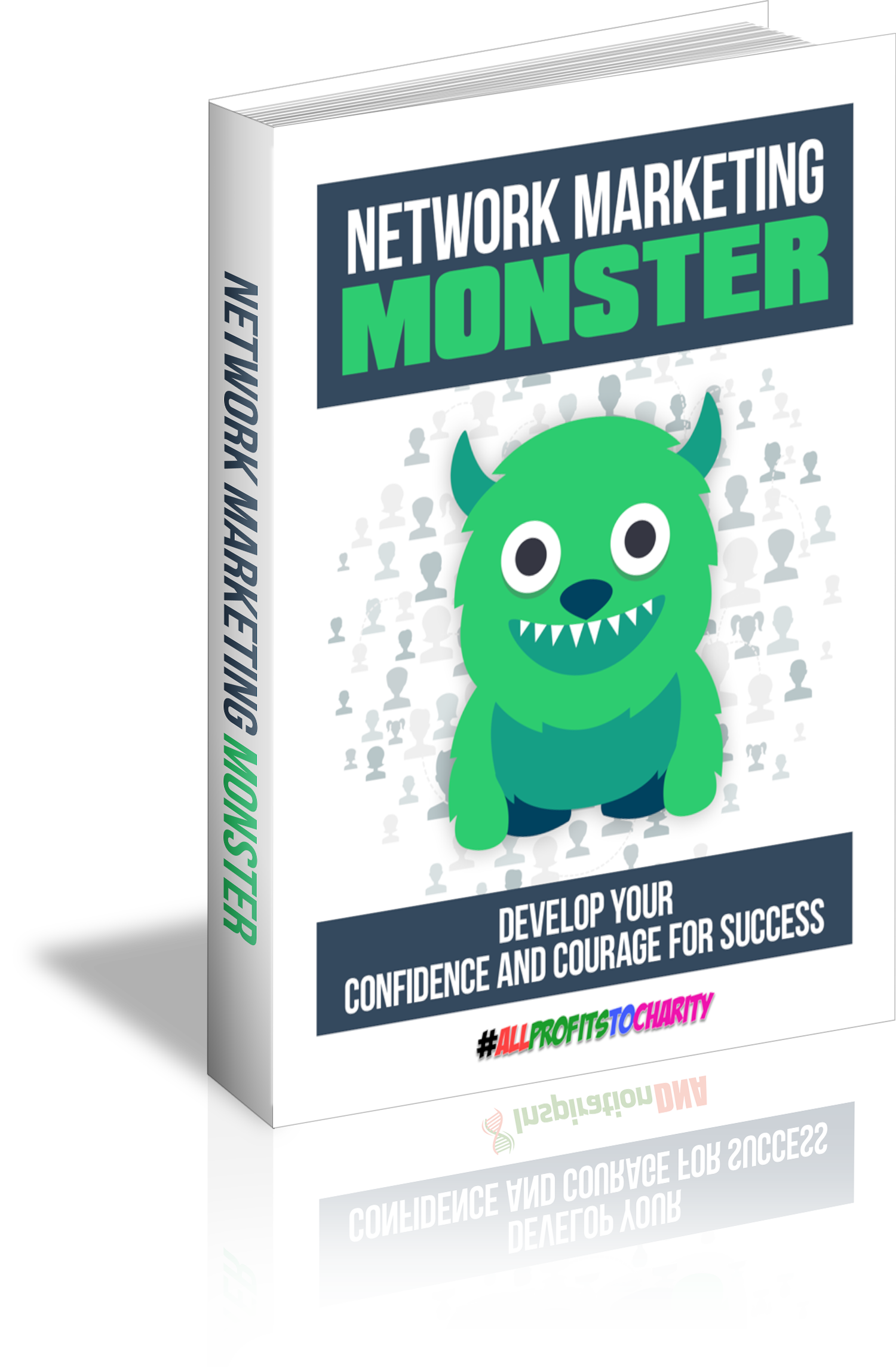 Network Marketing Monster cover