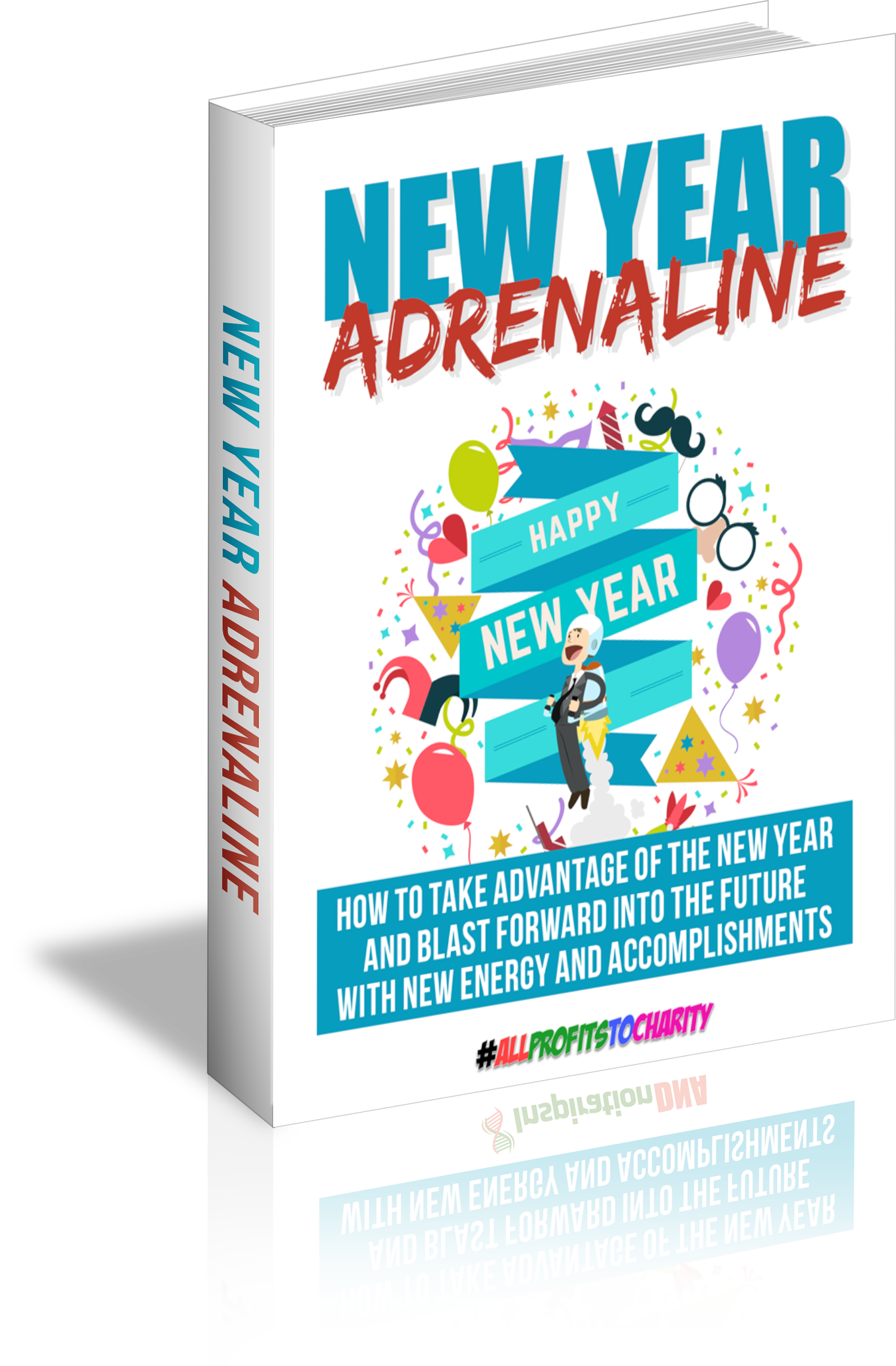 New Year Adrenaline cover