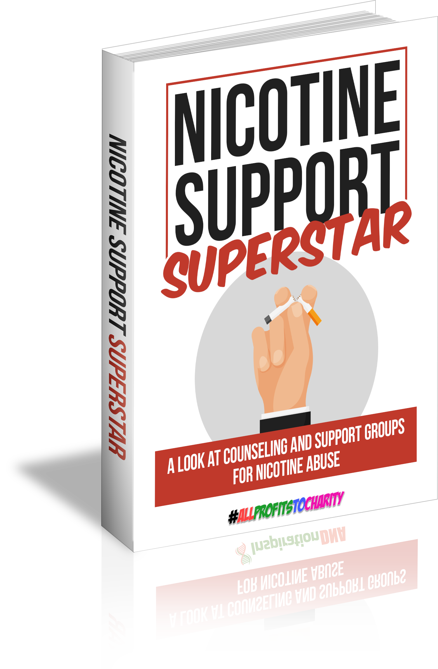 Nicotine Support Superstar cover