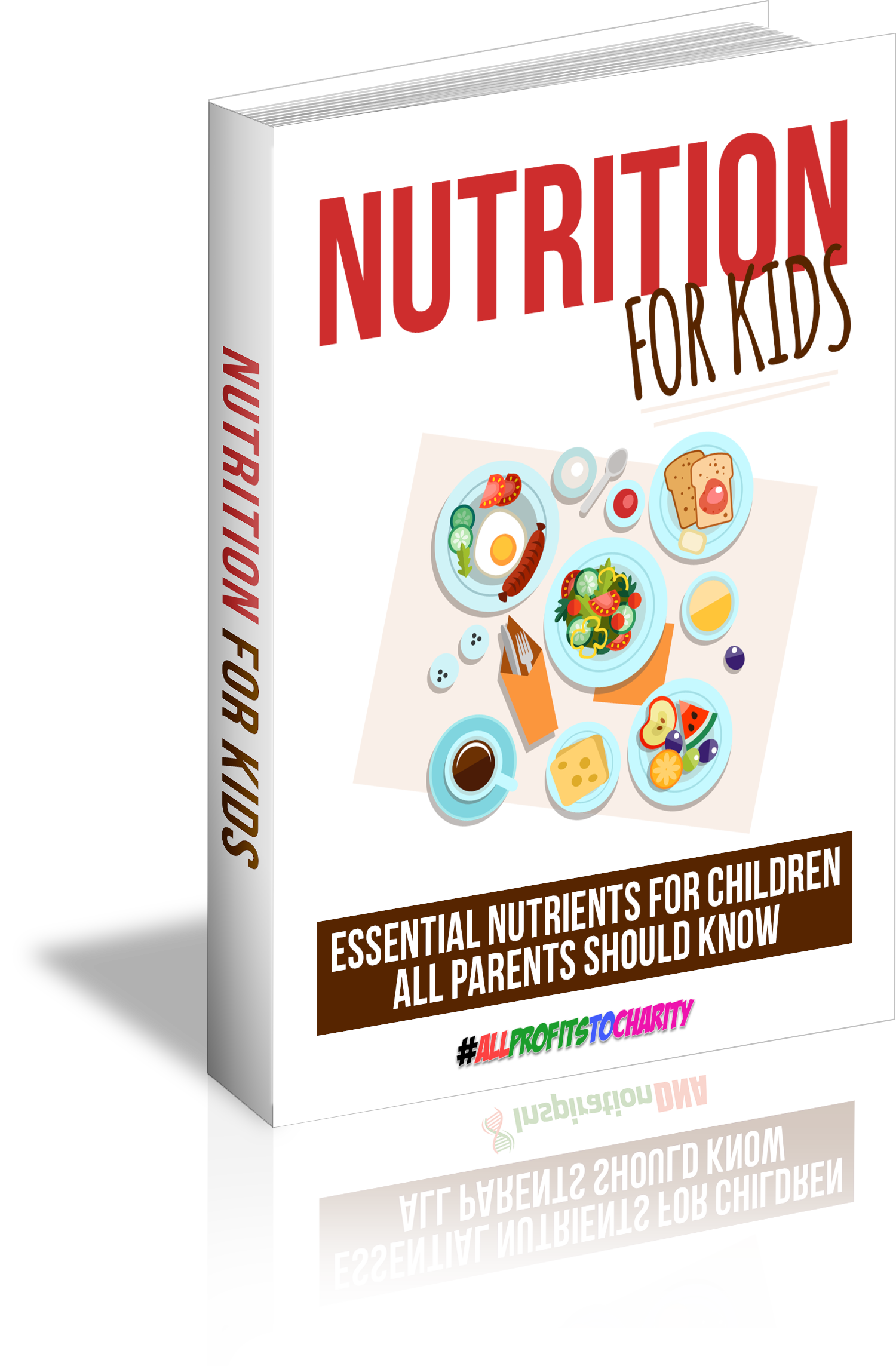 Nutrition for Kids cover