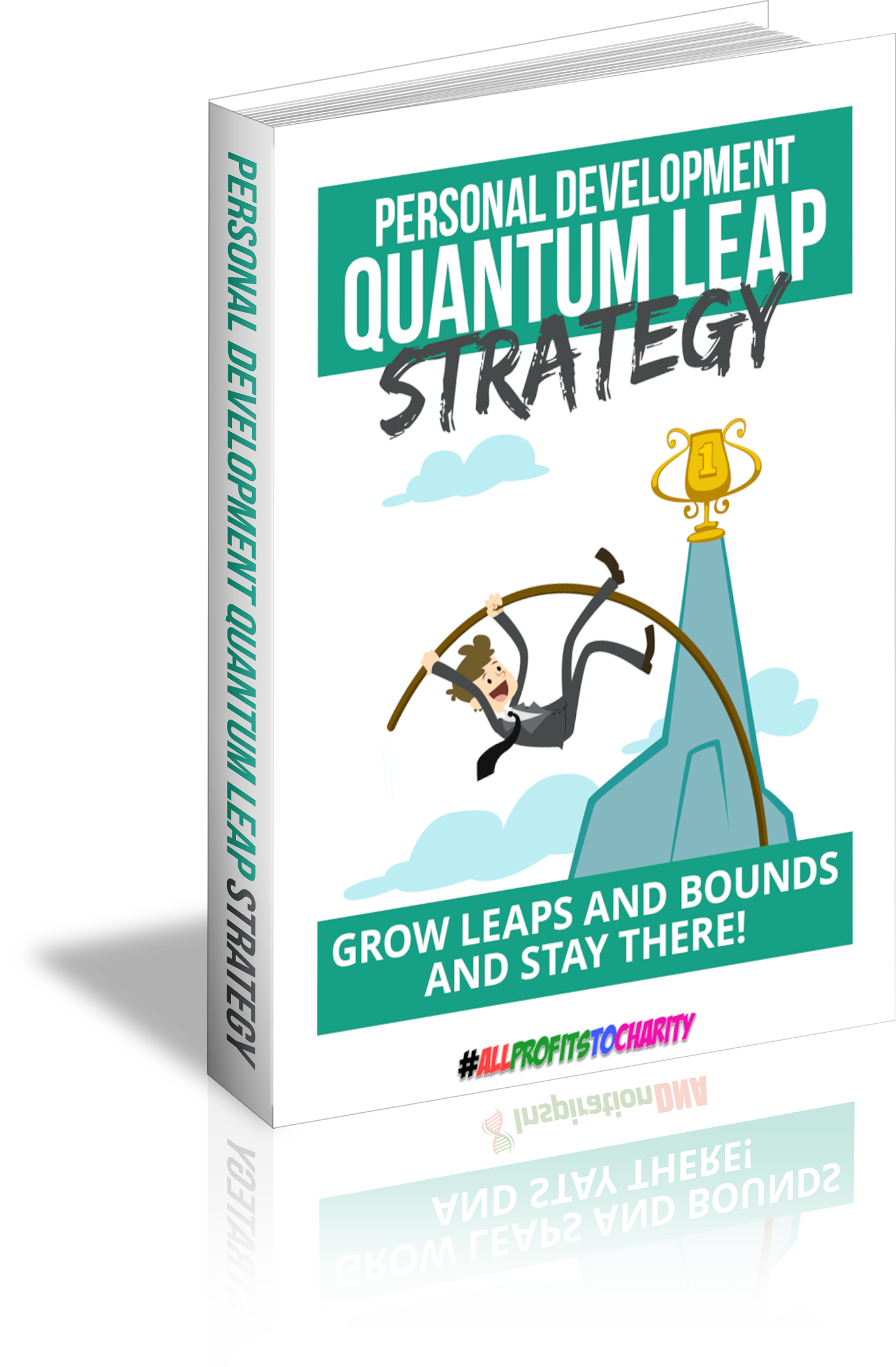 Personal Development Quantum Leap Strategy cover