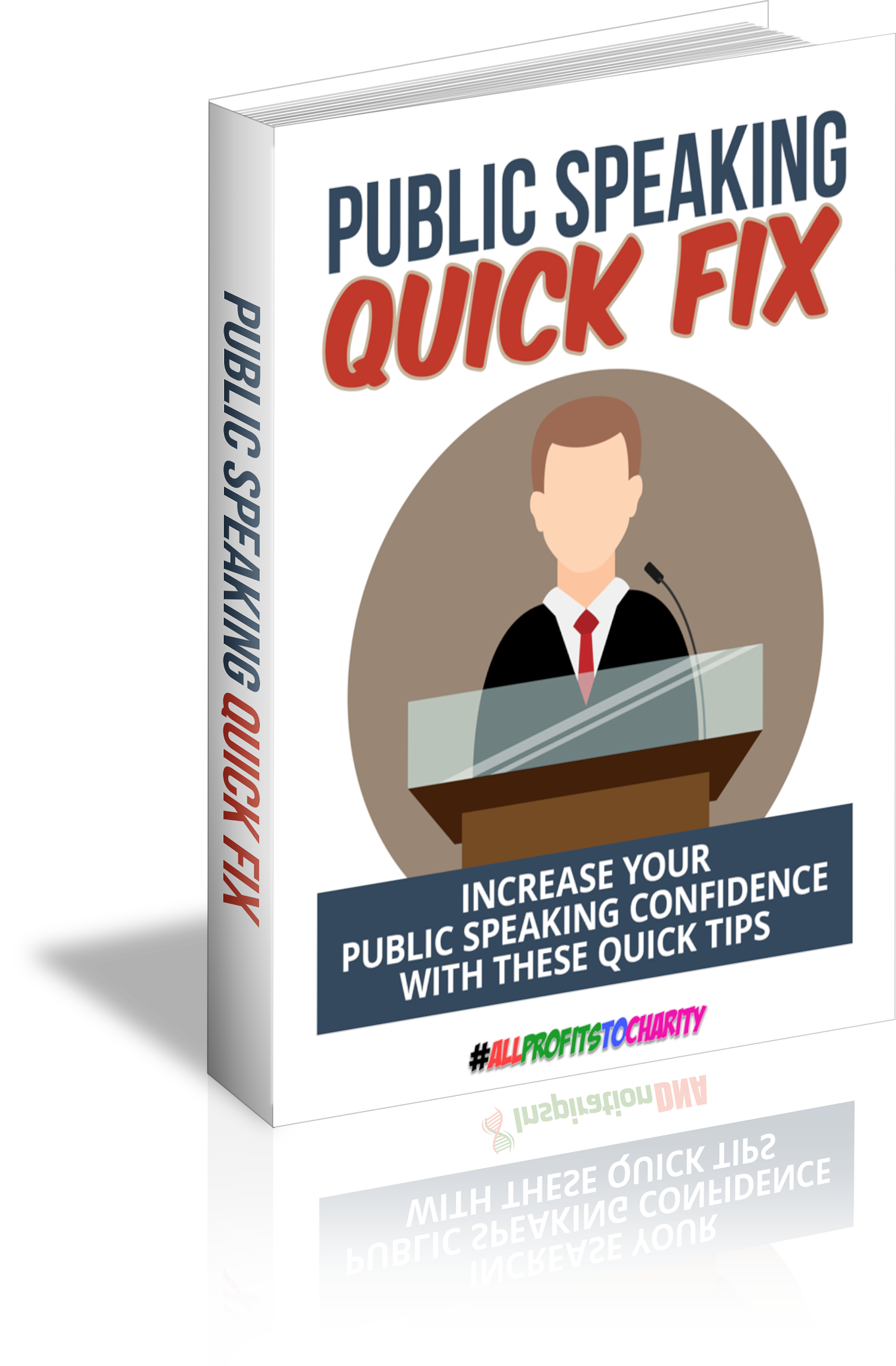 Public Speaking Quick Fix cover