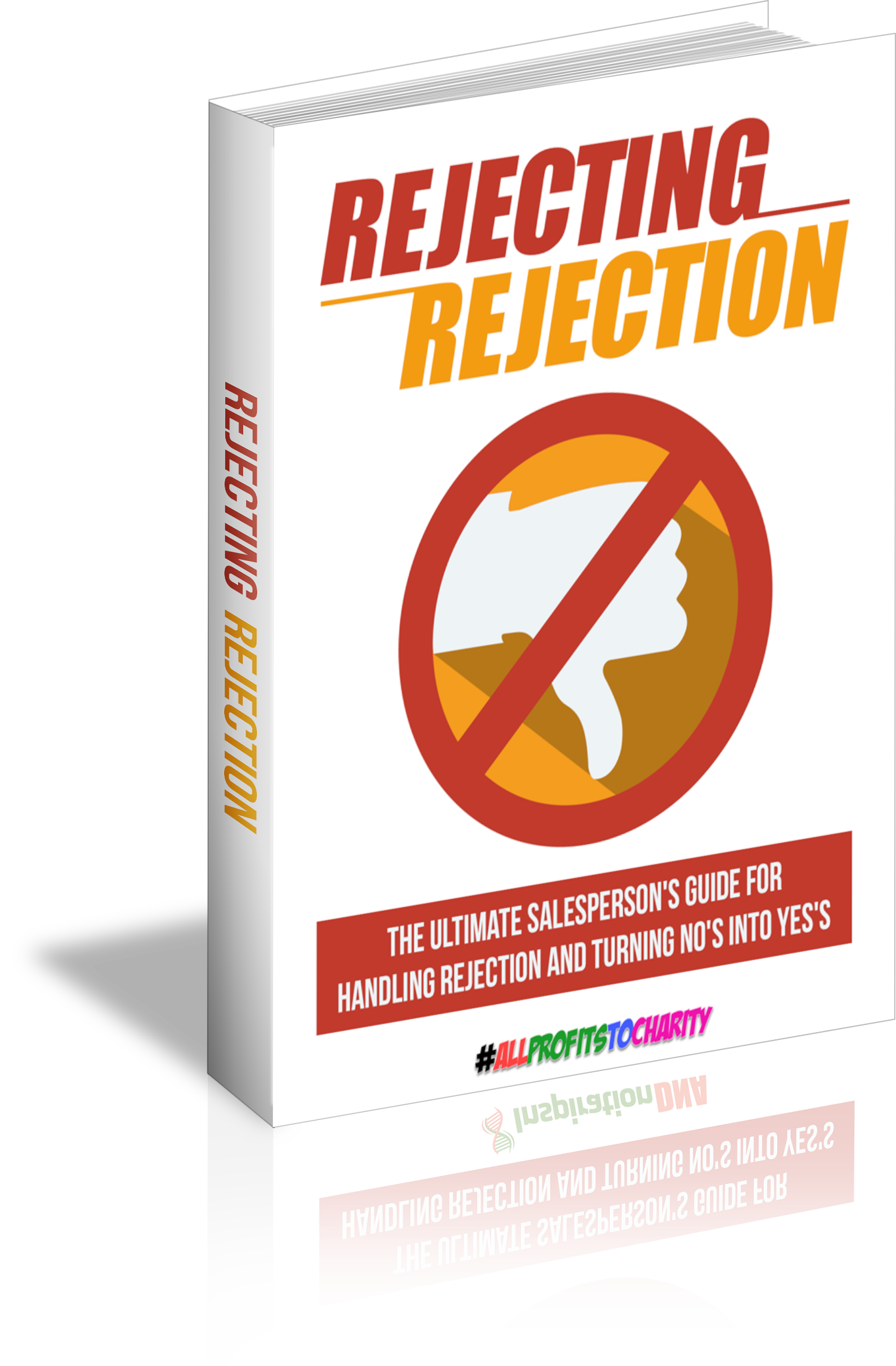 Rejecting Rejection cover