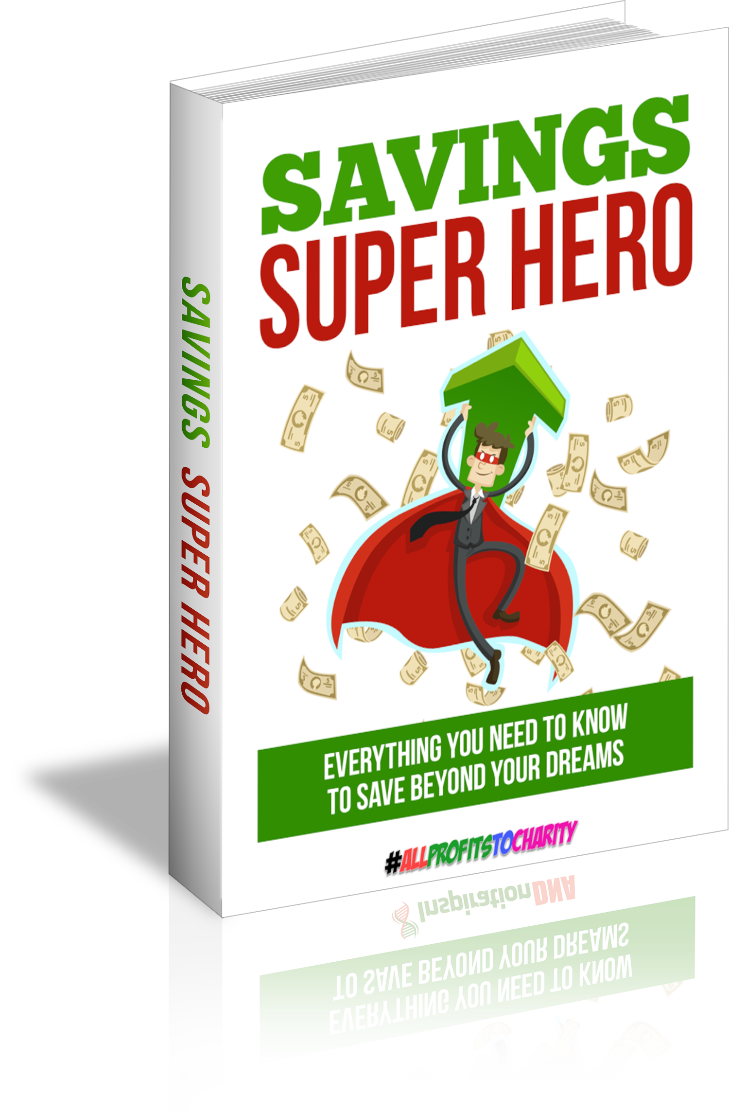 Savings Super Hero cover