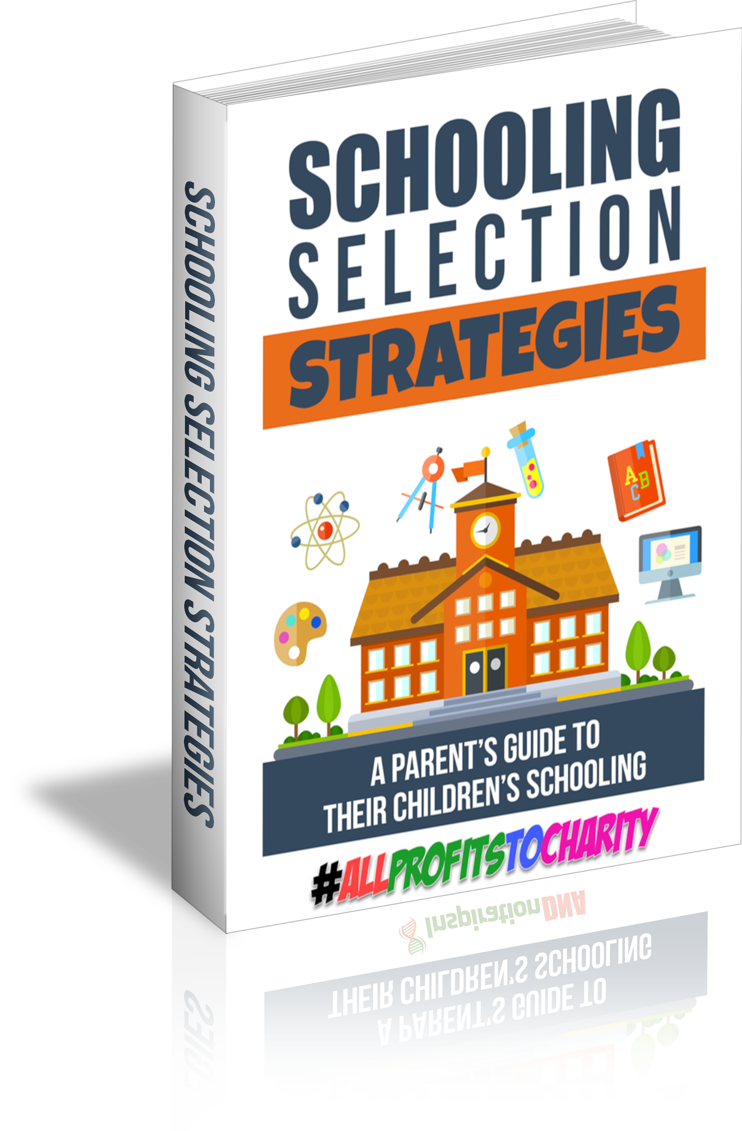 Schooling Selection Strategies cover
