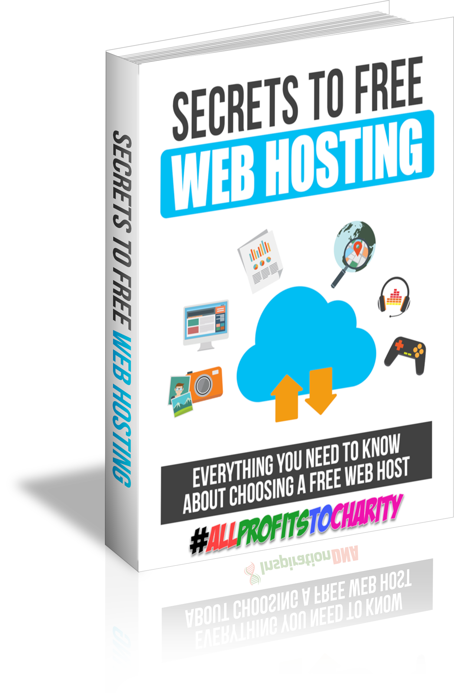 Secrets To Free Web Hosting cover