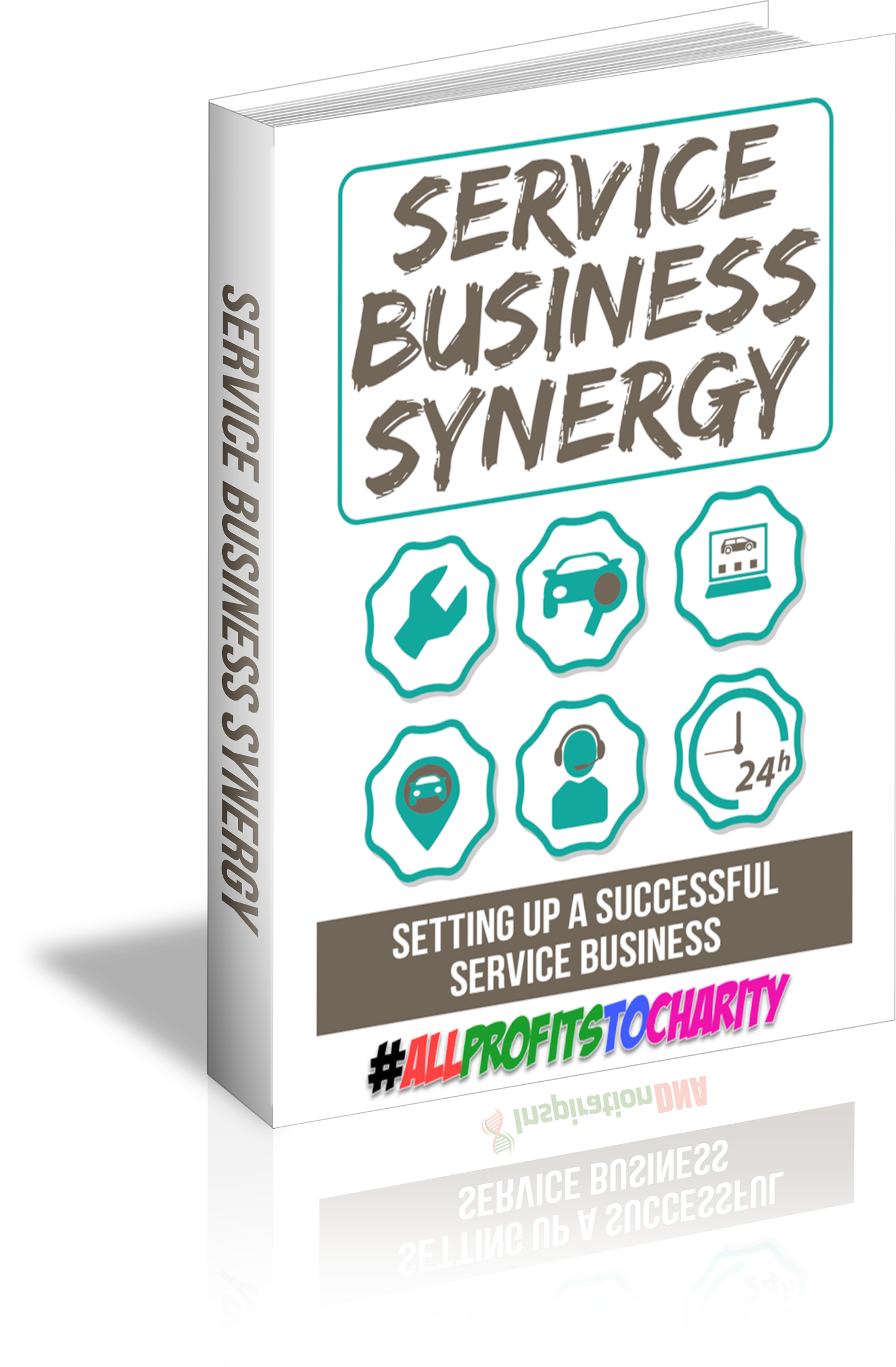 Service Business Synergy cover