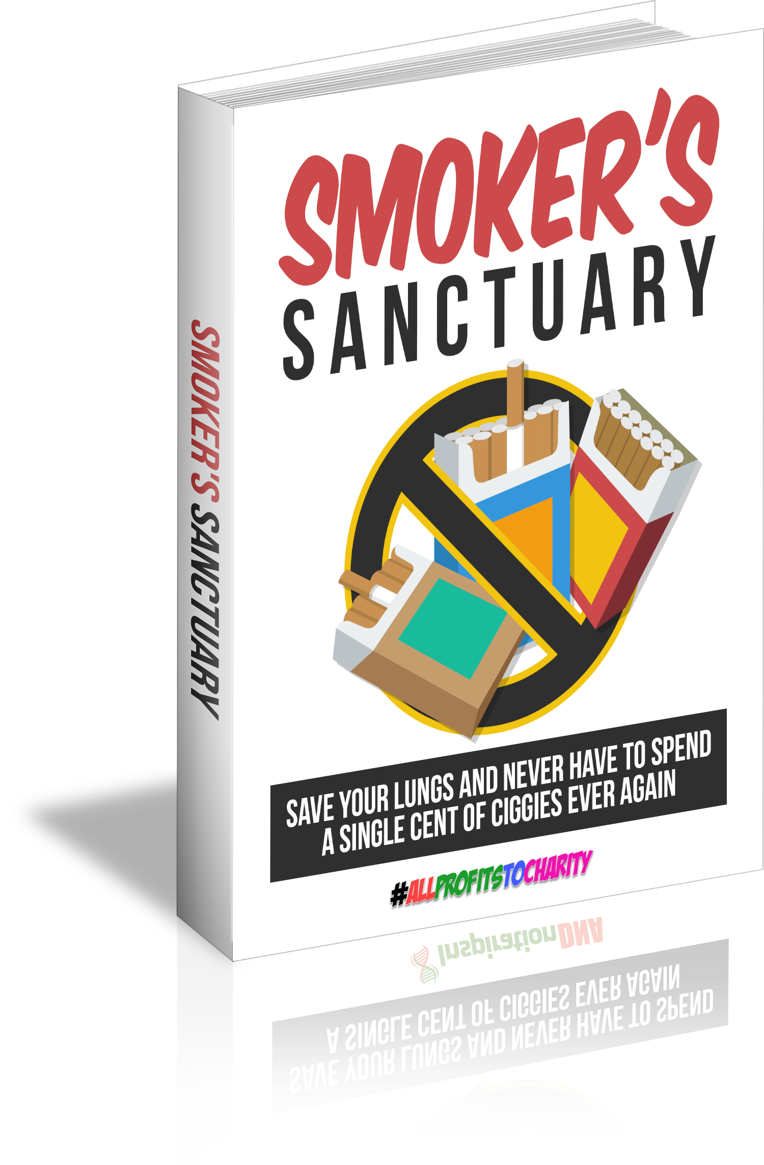 Smoker's Sanctuary cover
