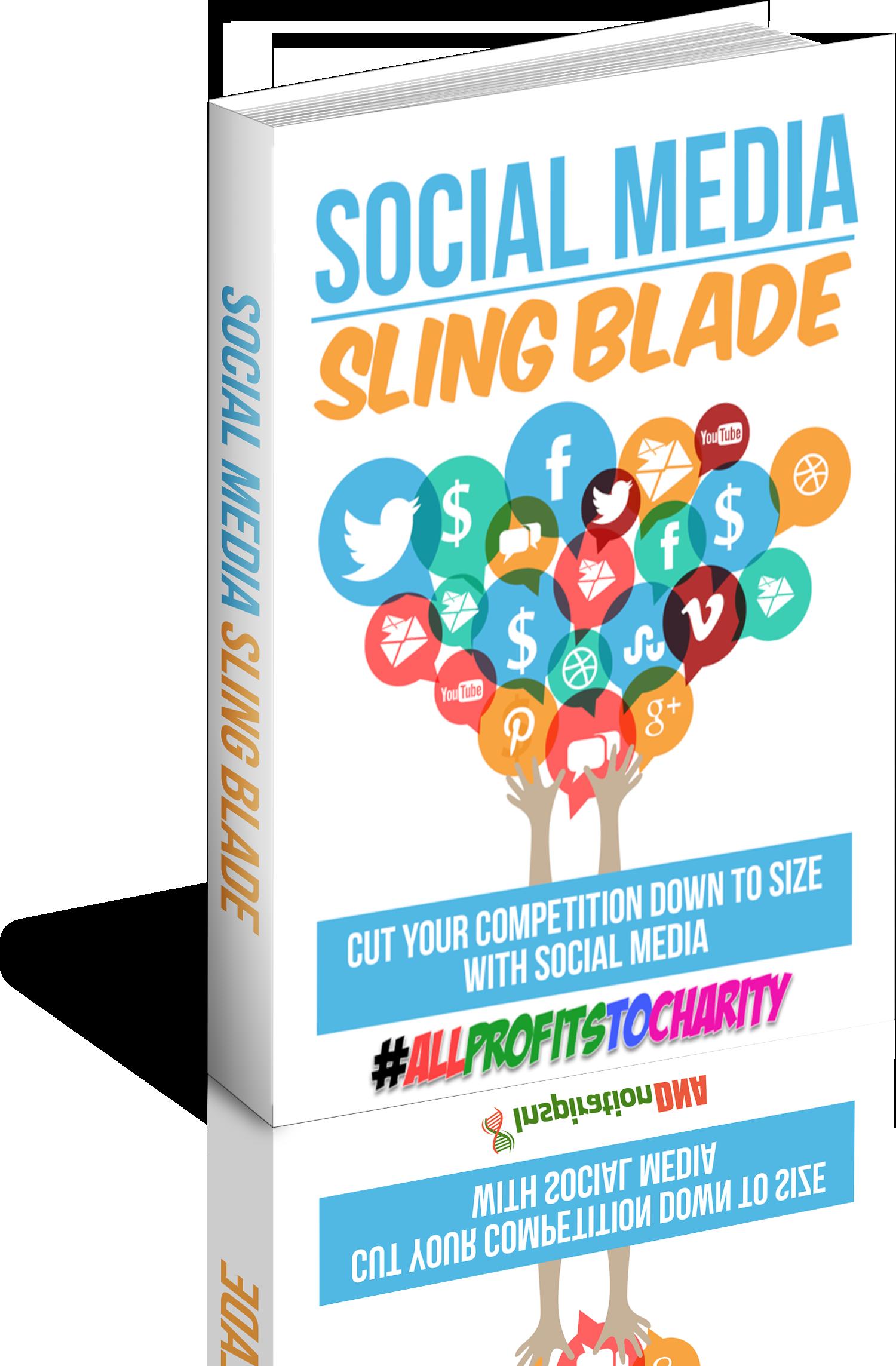 Social Media Sling Blade cover
