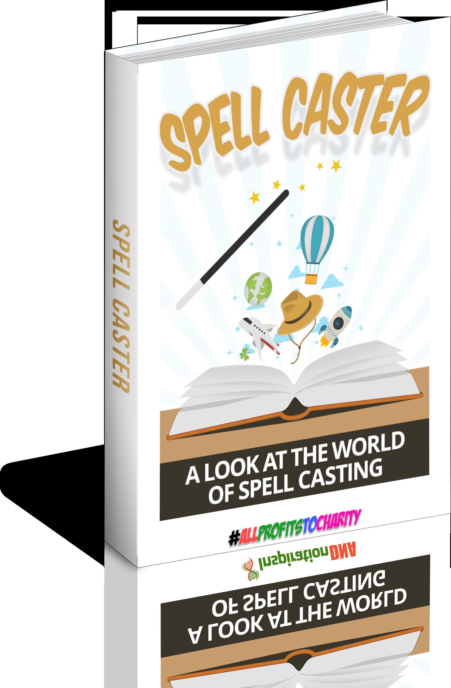 Spell Caster cover