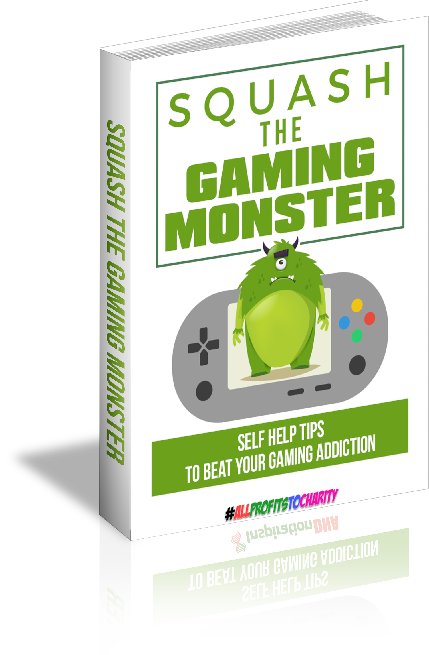 Squash The Gaming Monster cover