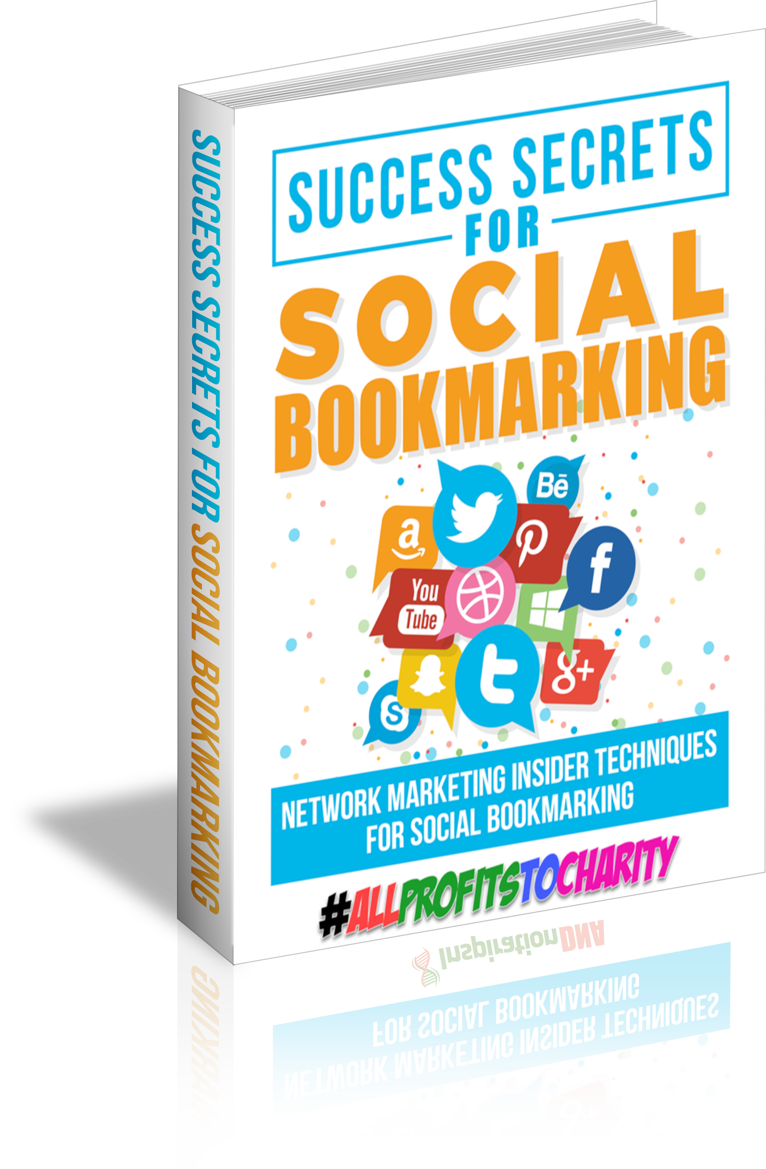 Success Secrets For Social Bookmarking cover