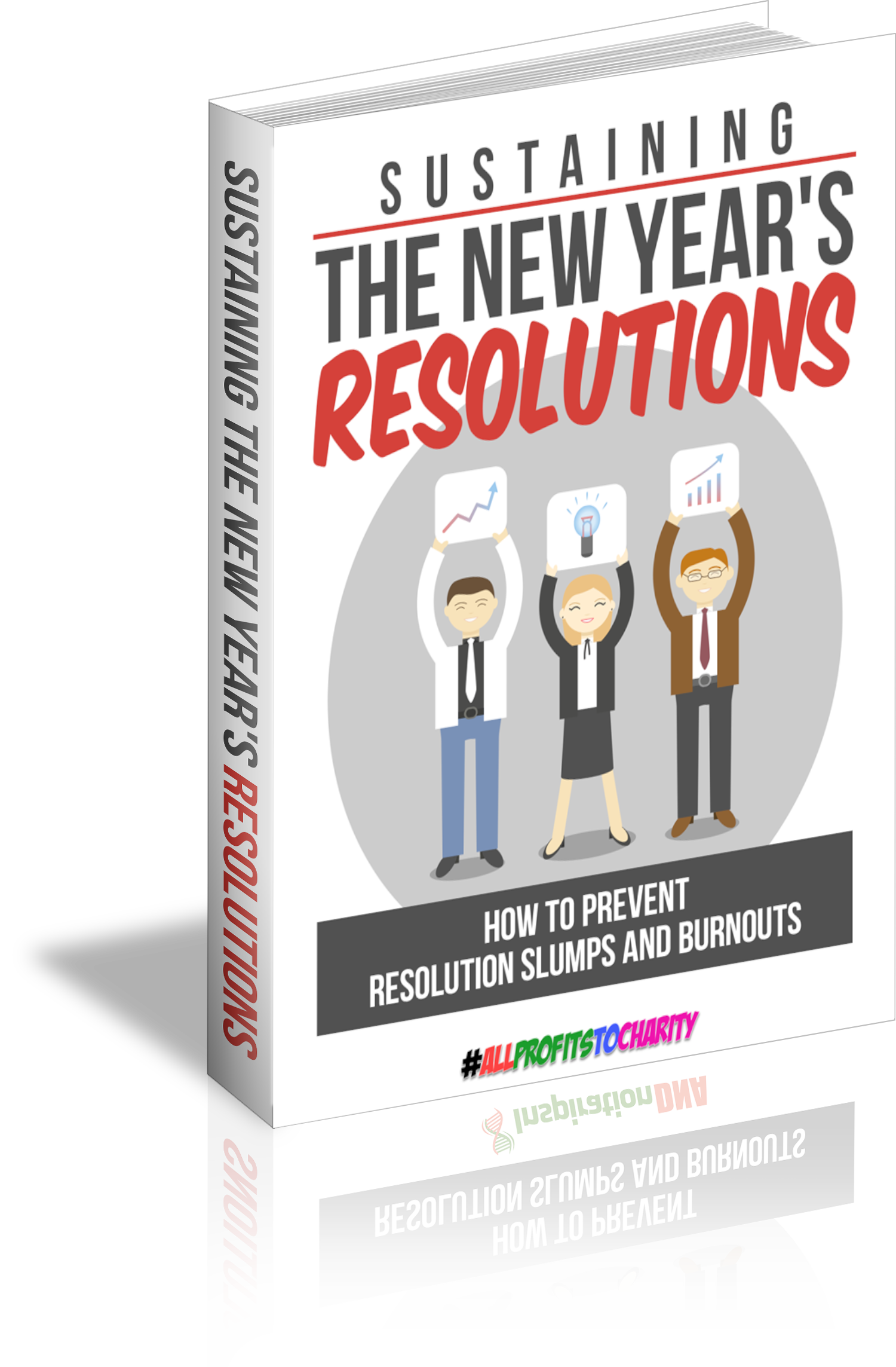 Sustaining The New Year's Resolutions cover
