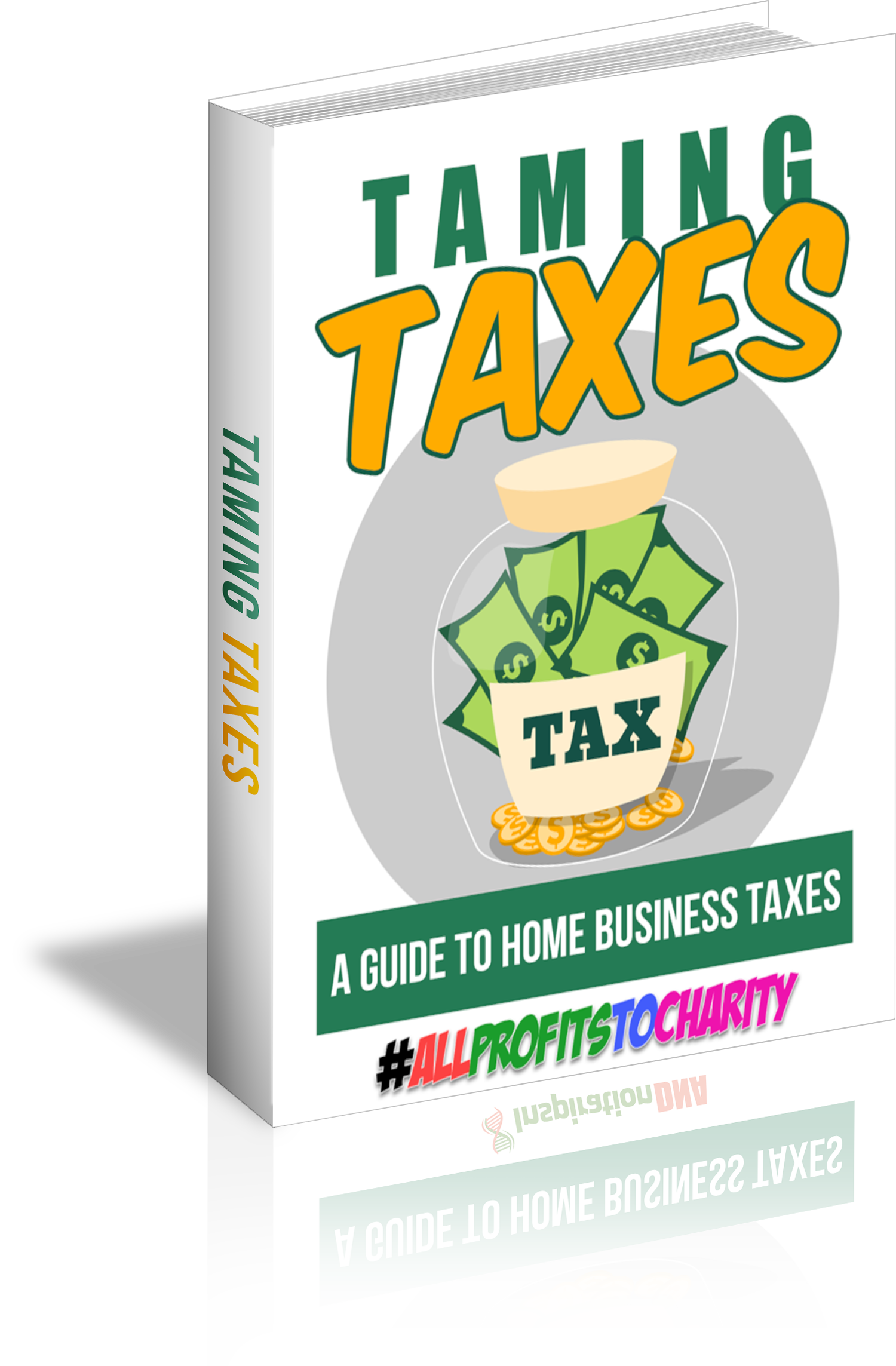 Taming Taxes cover