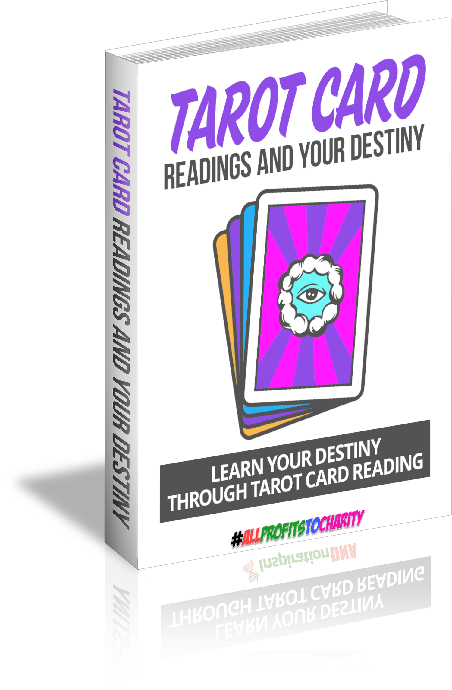 Tarot Card Readings And Your Destiny cover