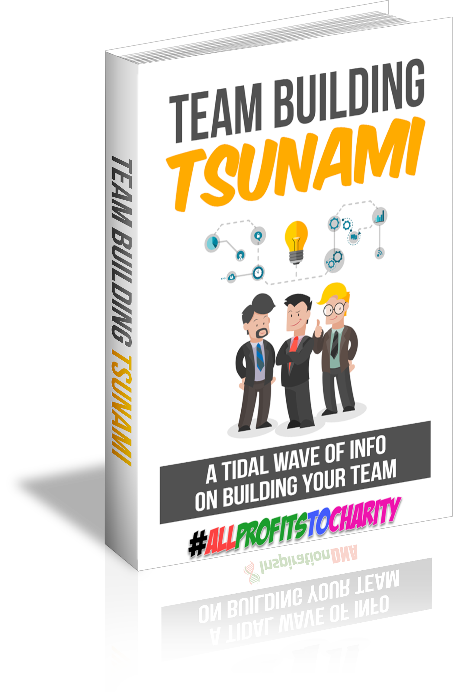 Team Building Tsunami cover