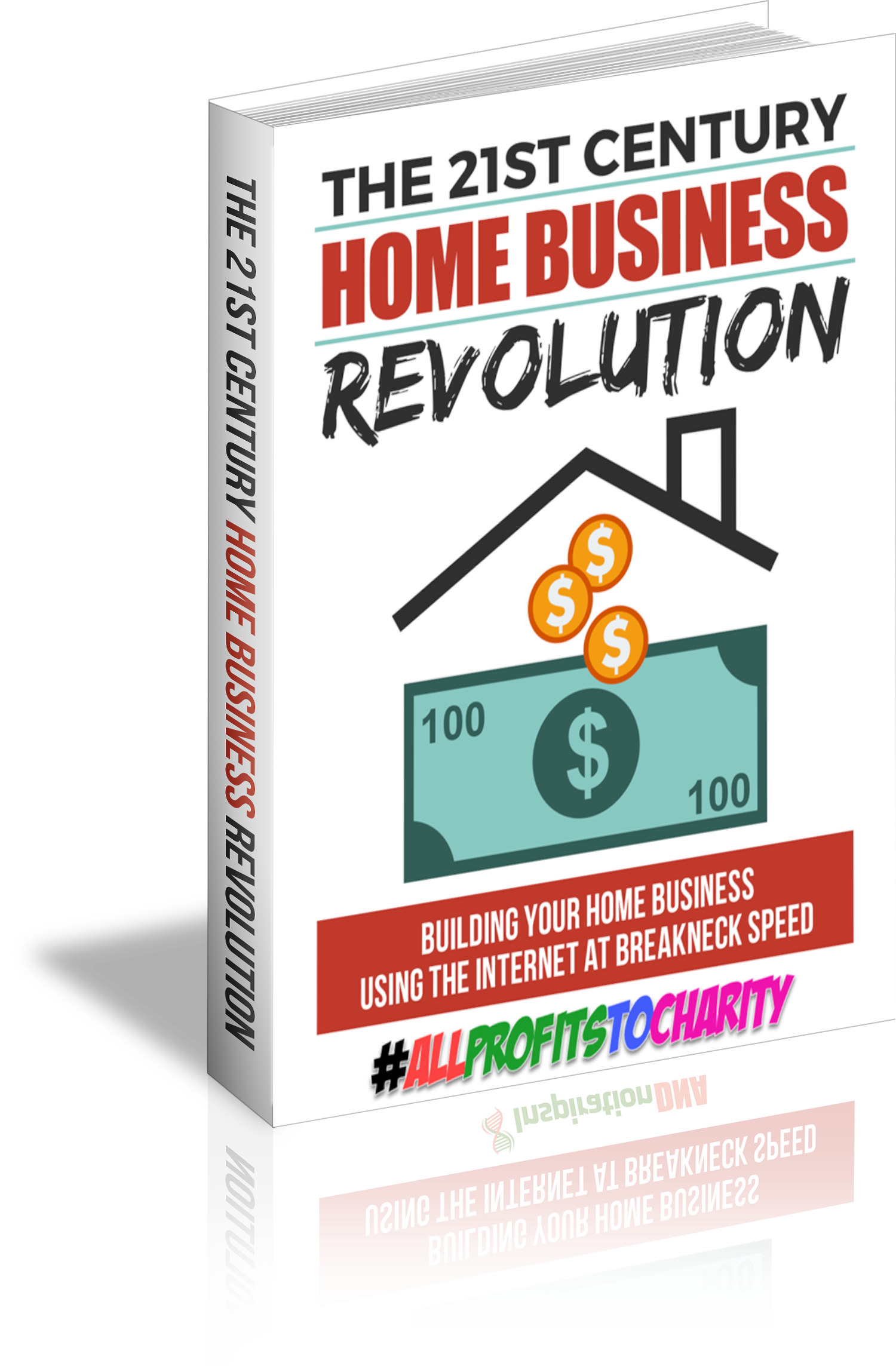 The 21st Century Home Business Revolution cover