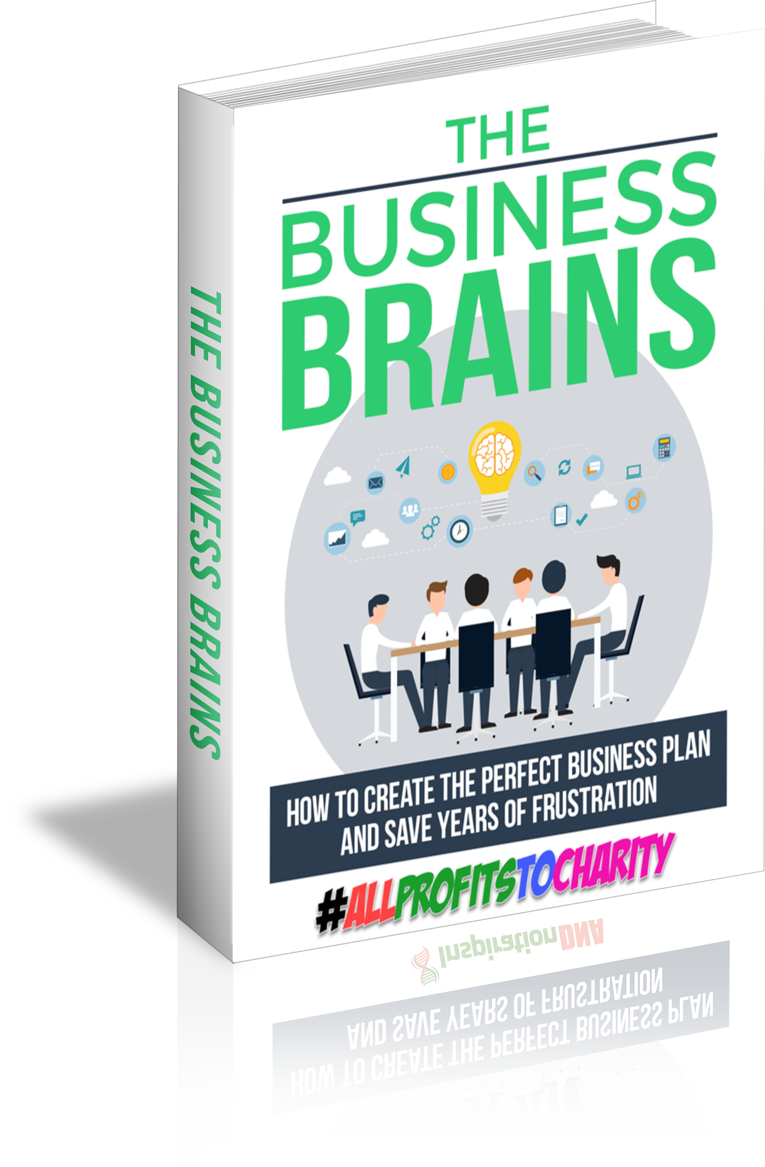 The Business Brains cover