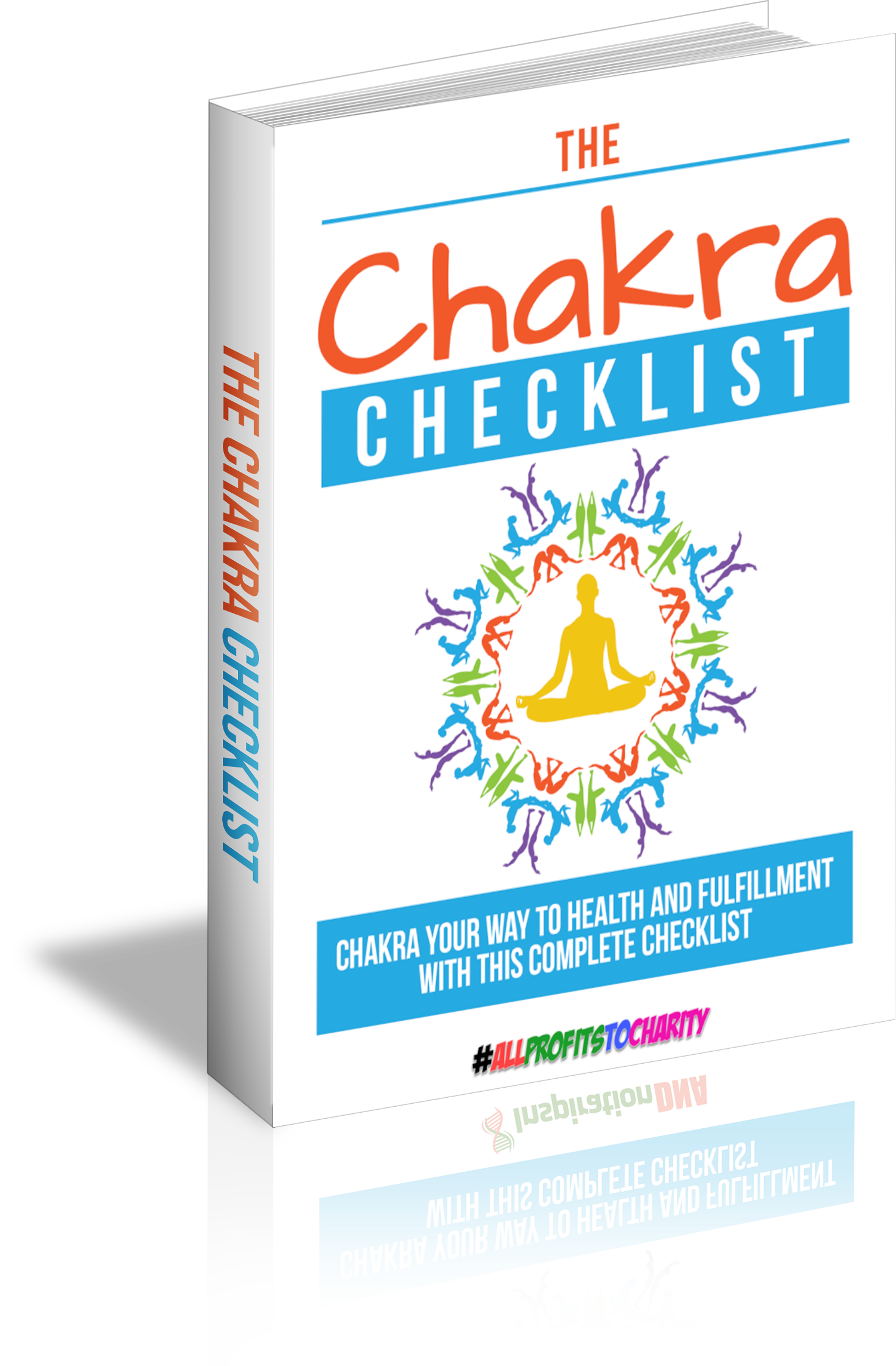 The Chakra Checklist cover