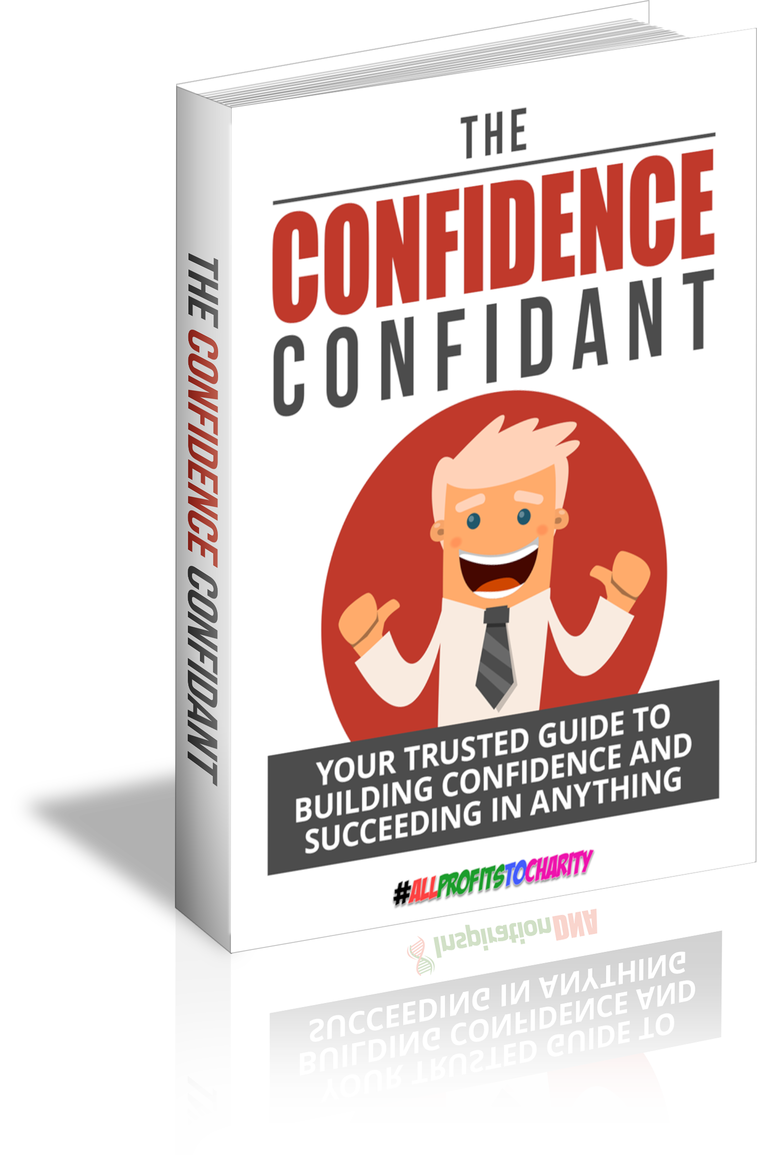 The Confidence Confidant cover