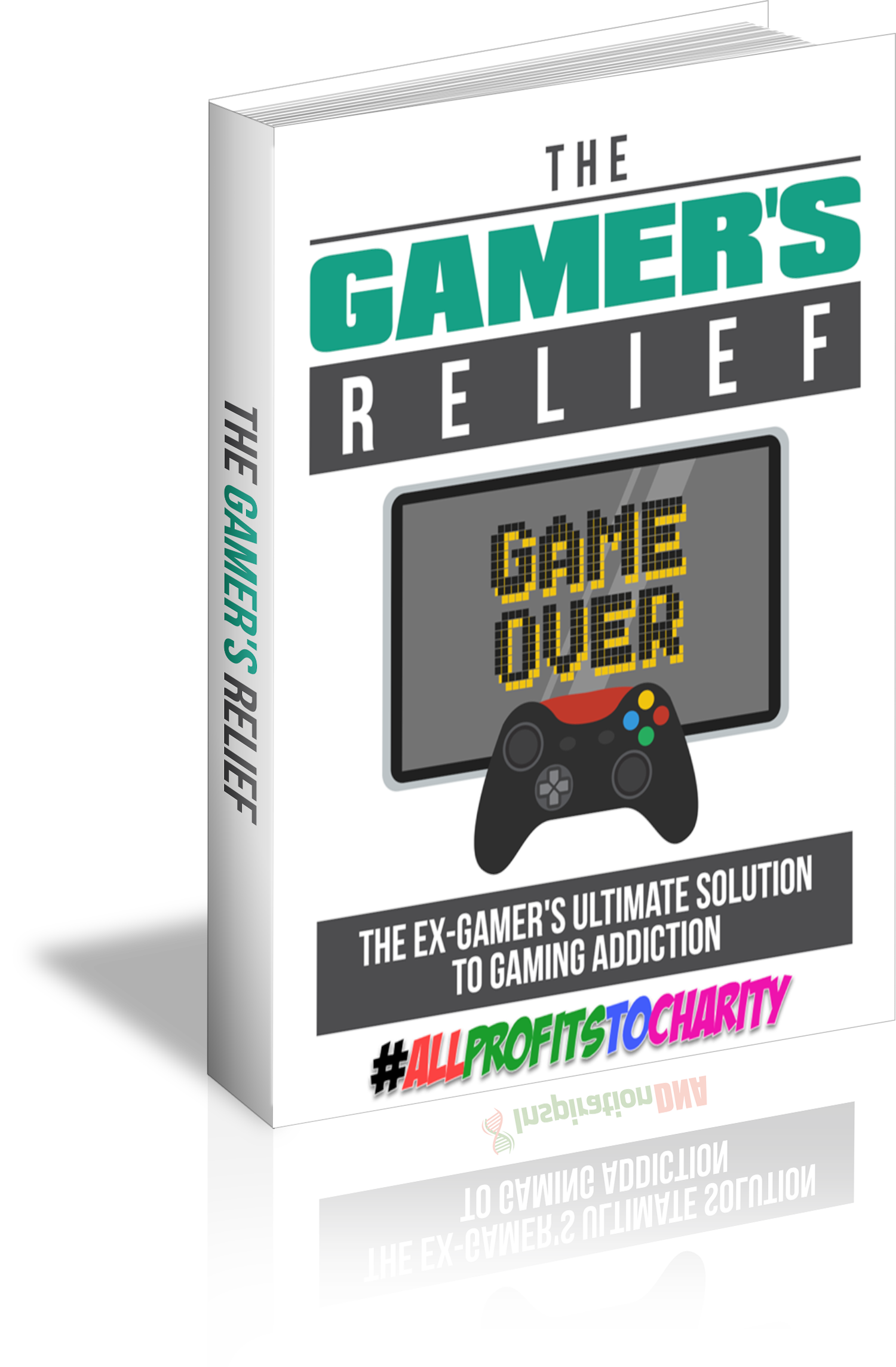 The Gamer's Relief cover