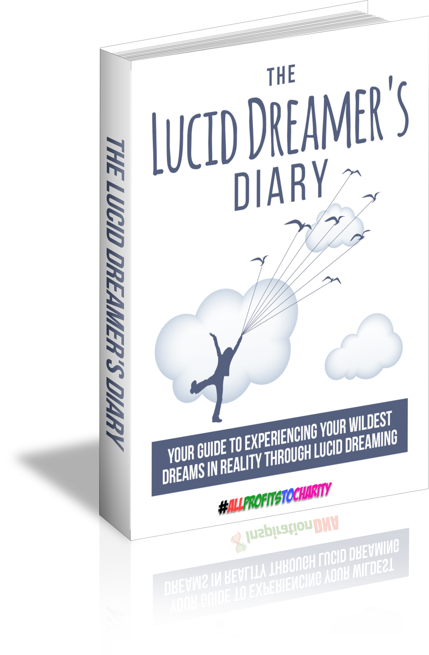 The Lucid Dreamer's Diary cover