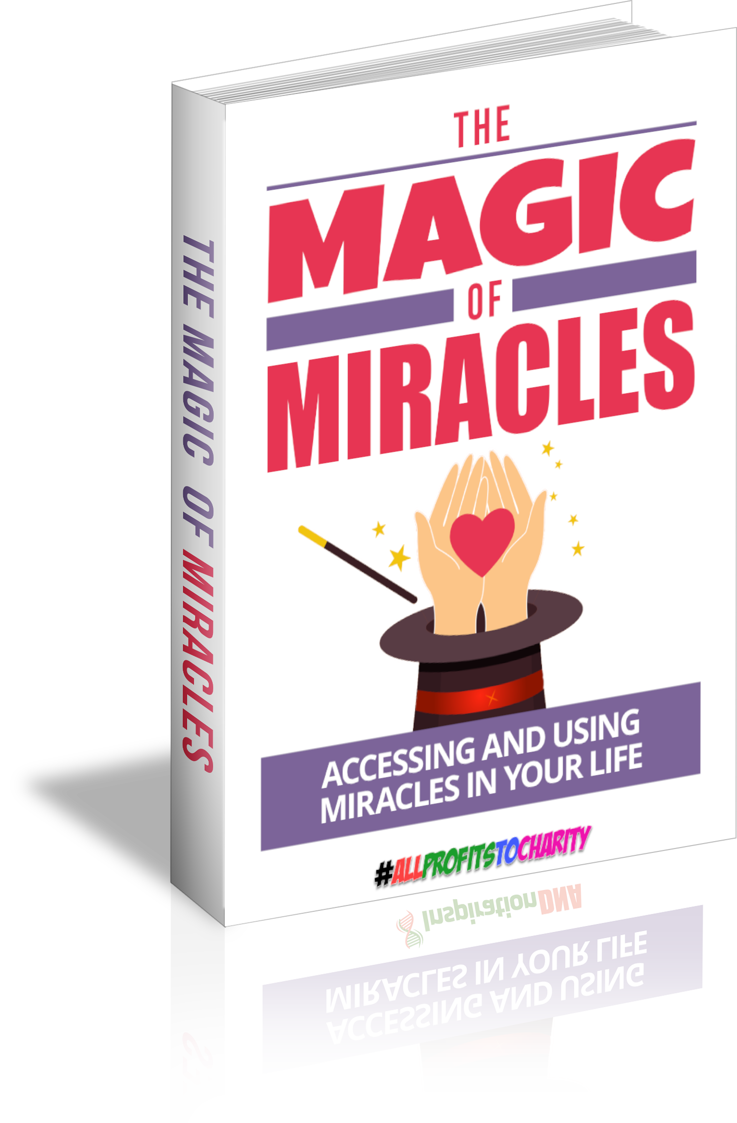 The Magic Of Miracles cover
