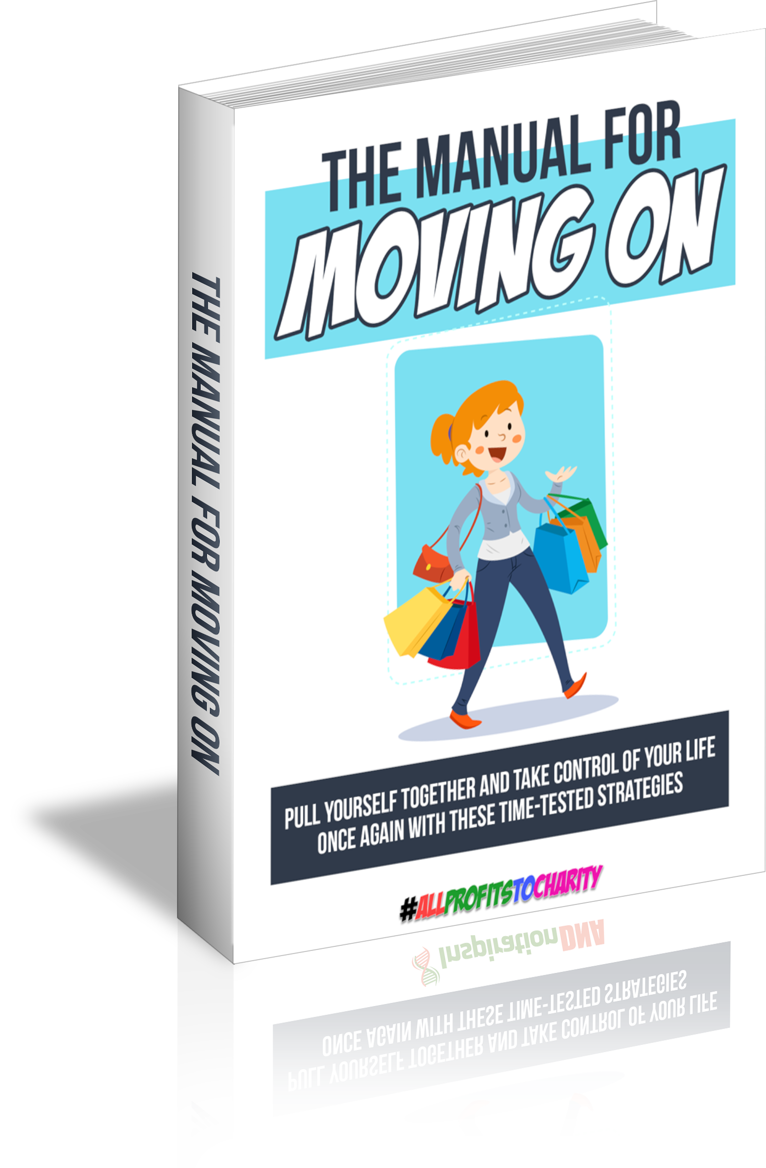 The Manual For Moving On cover