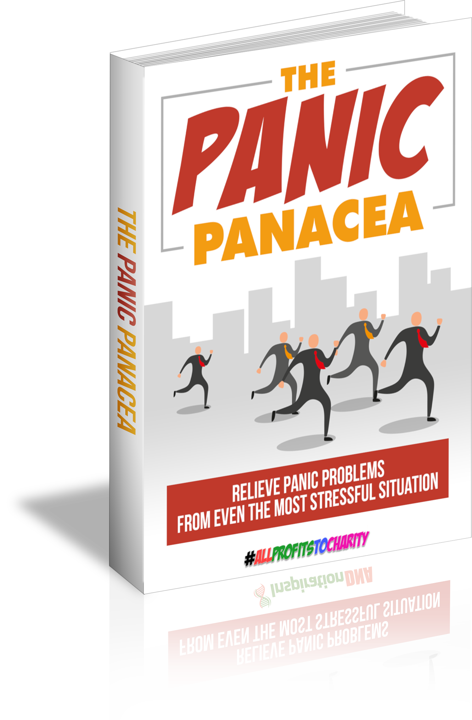The Panic Panacea cover