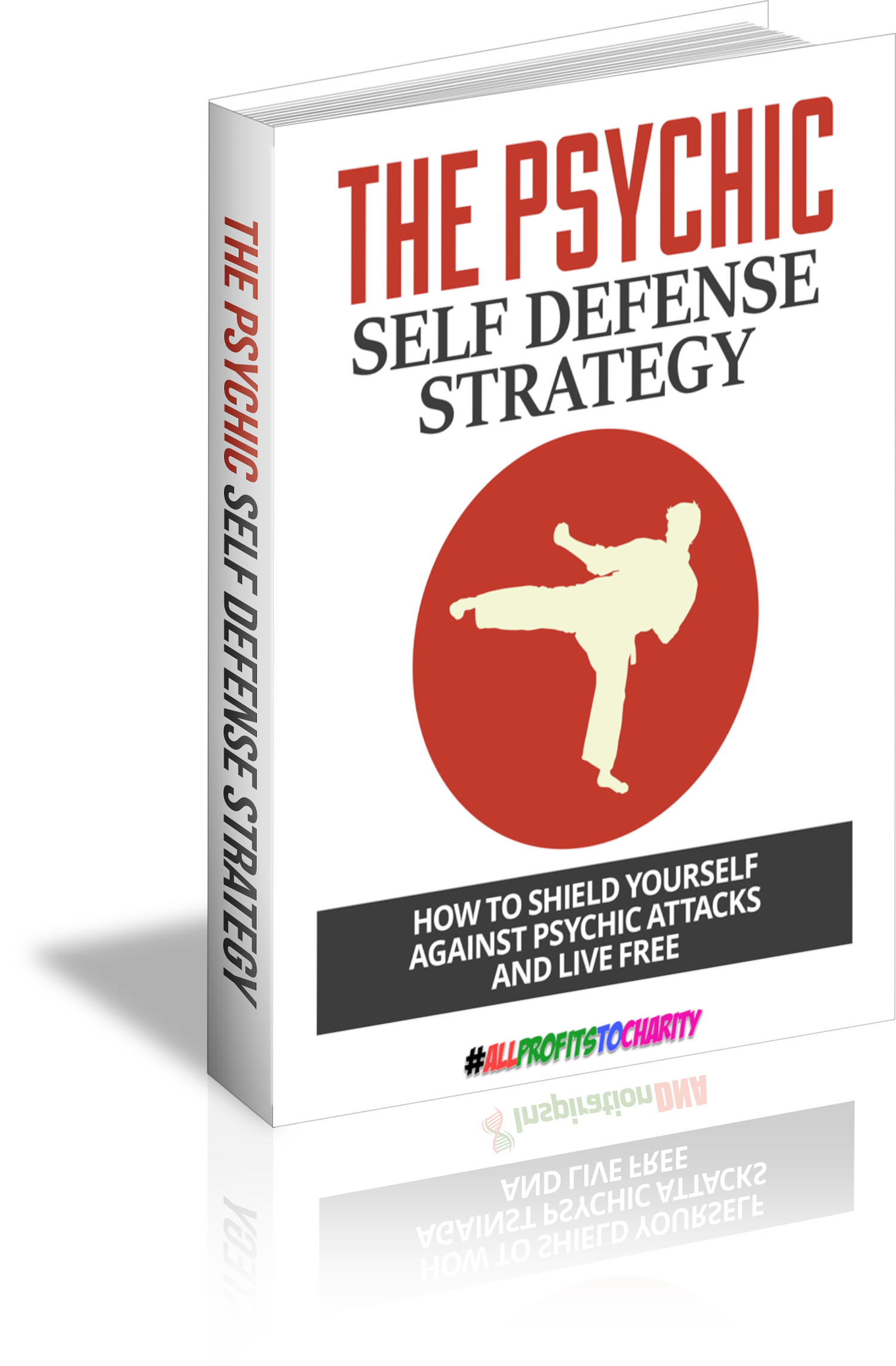 The Psychic Self Defense Strategy cover