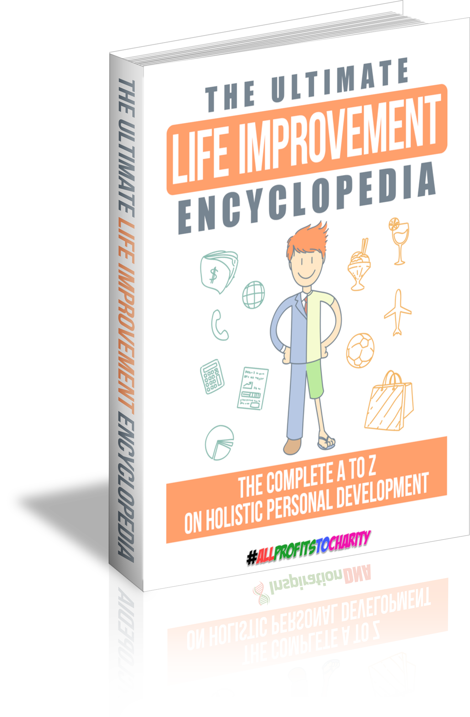 The Ultimate Life Improvement Encyclopedia cover