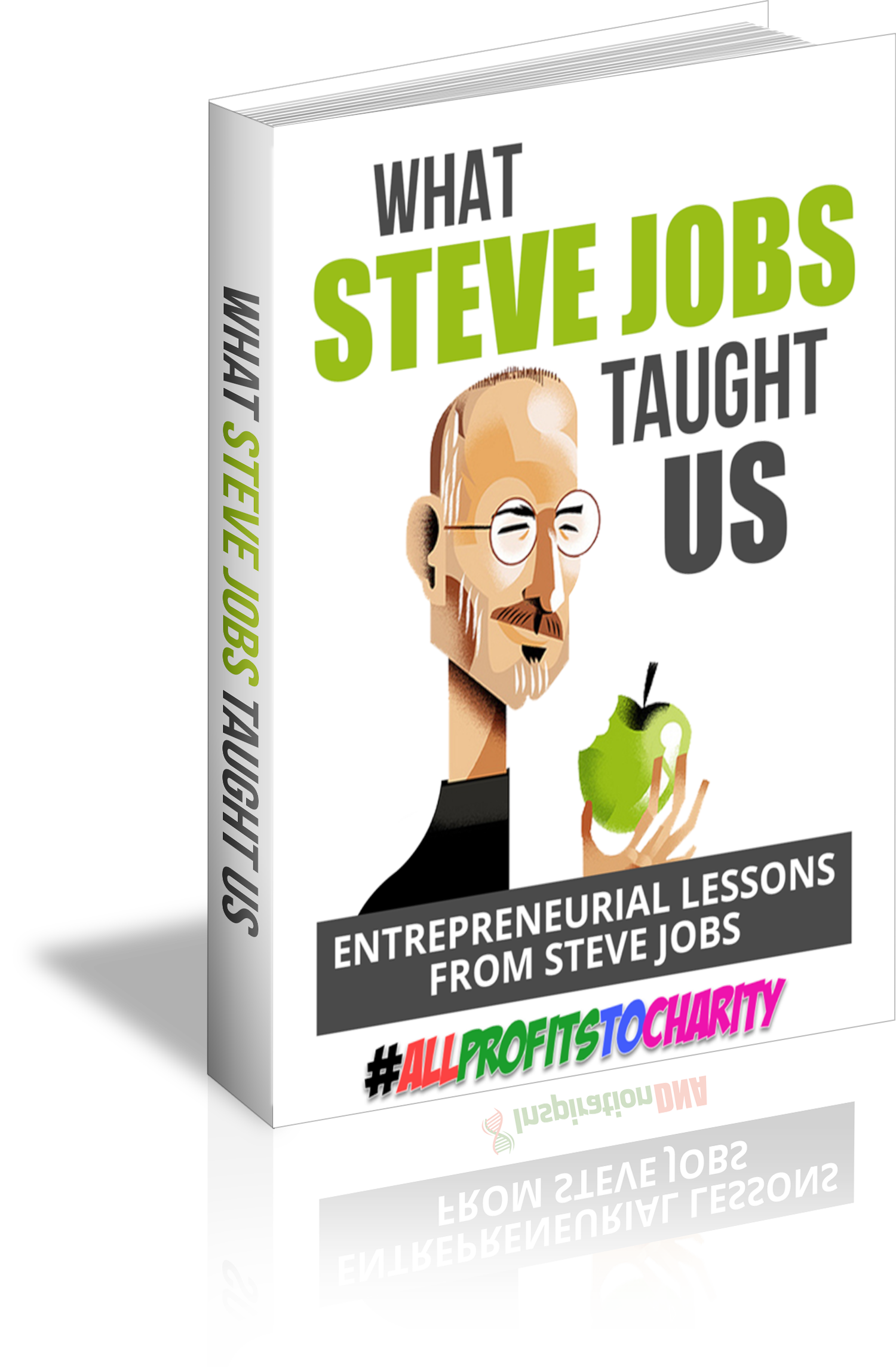 What Steve Jobs Taught Us cover