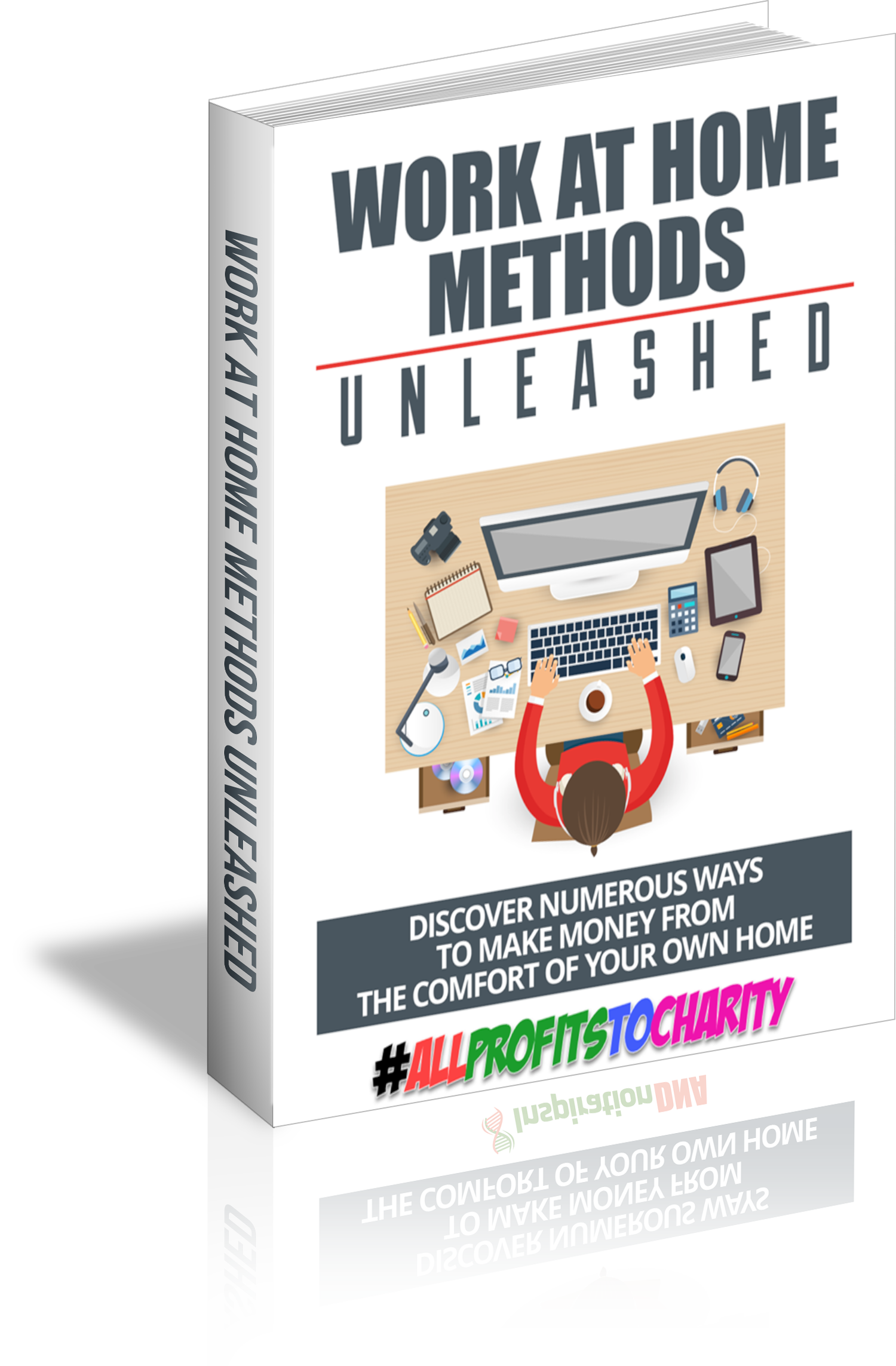Work At Home Methods Unleashed cover