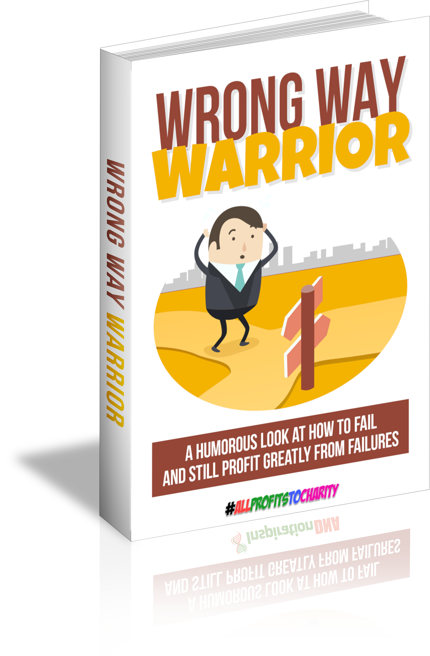 Wrong Way Warrior cover