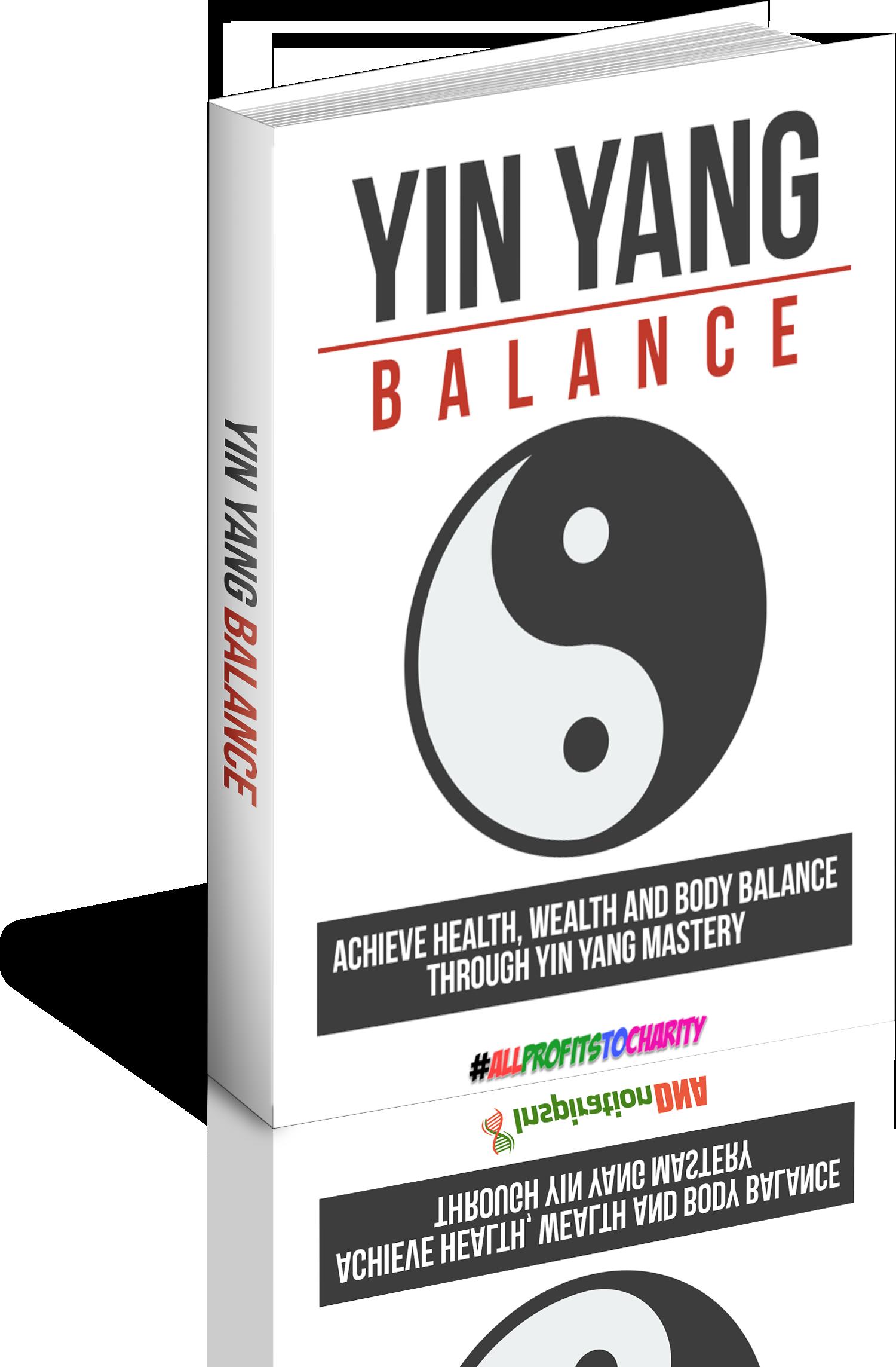 Yin Yang Balance cover