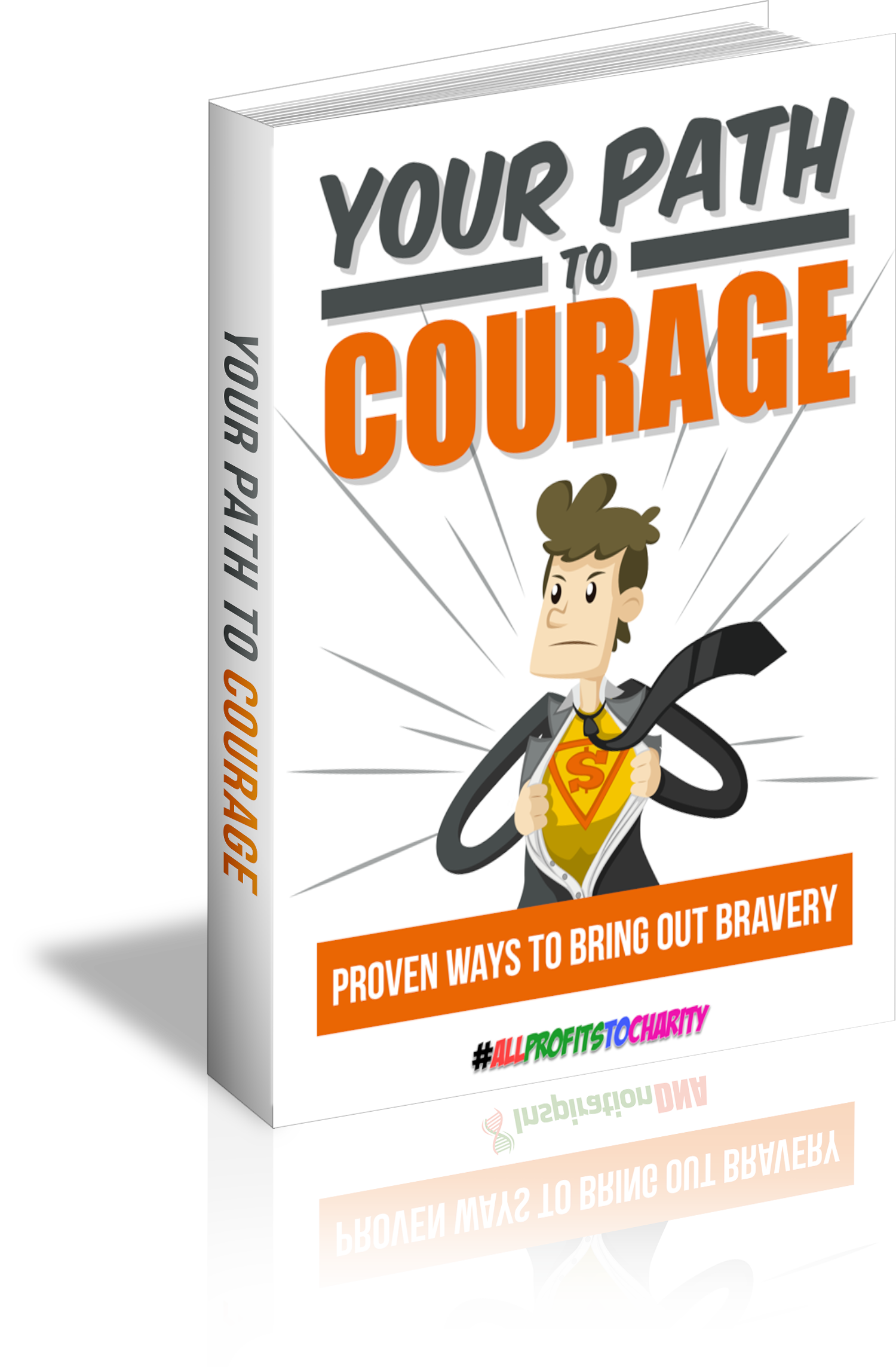 Your Path To Courage cover