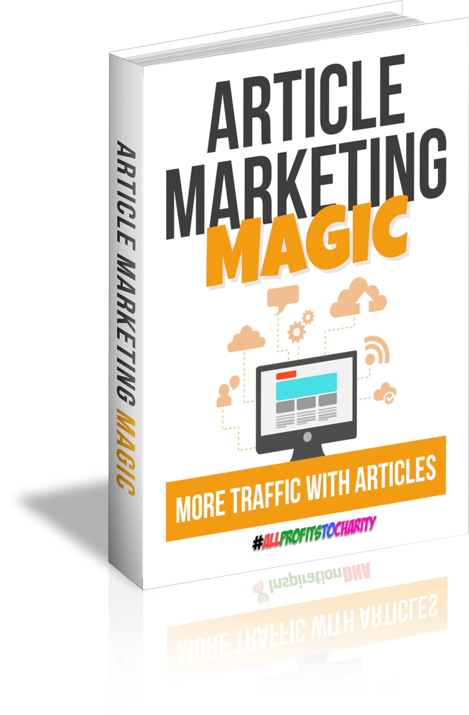 article marketing magic cover