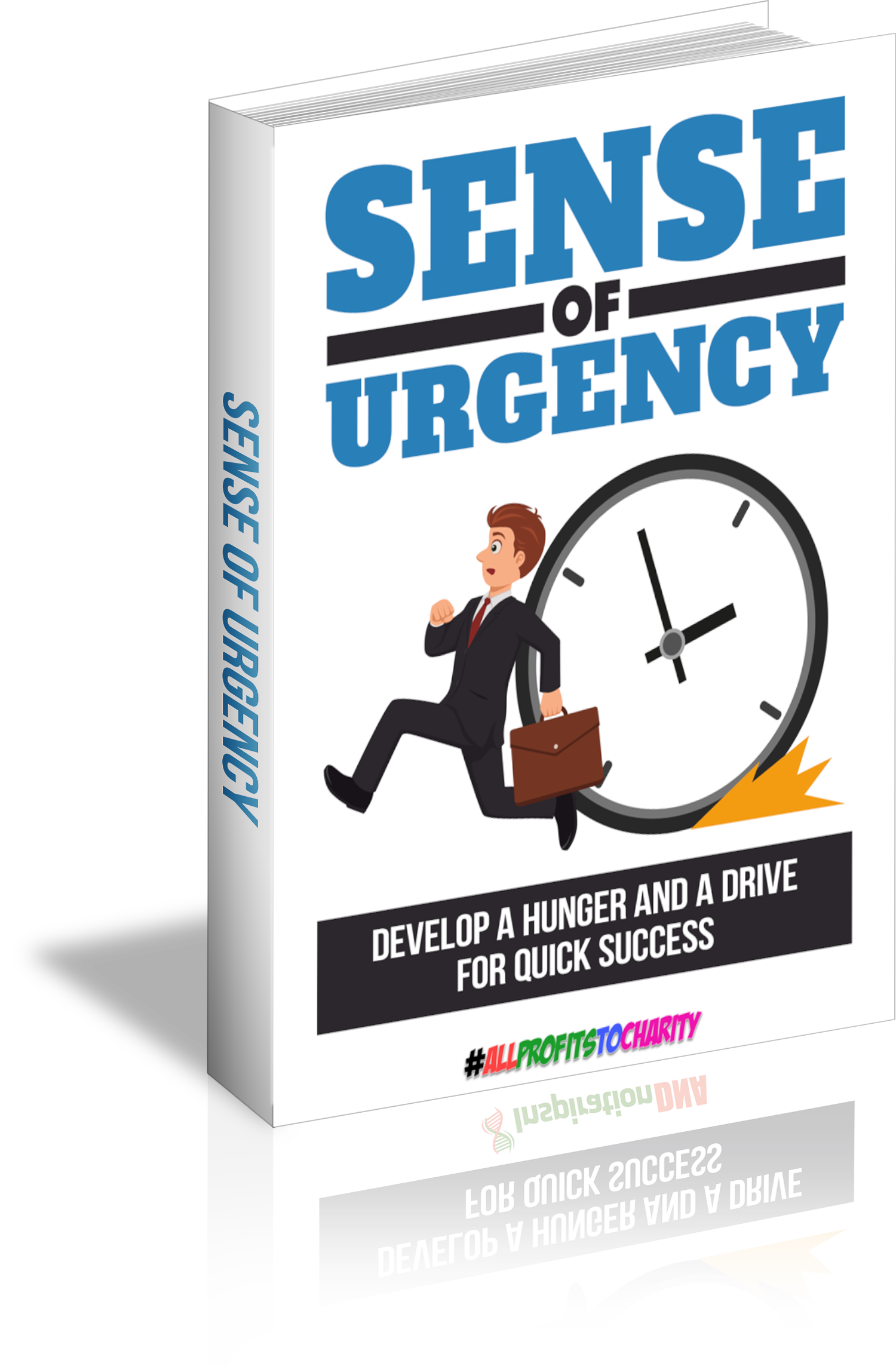 sense of urgency cover