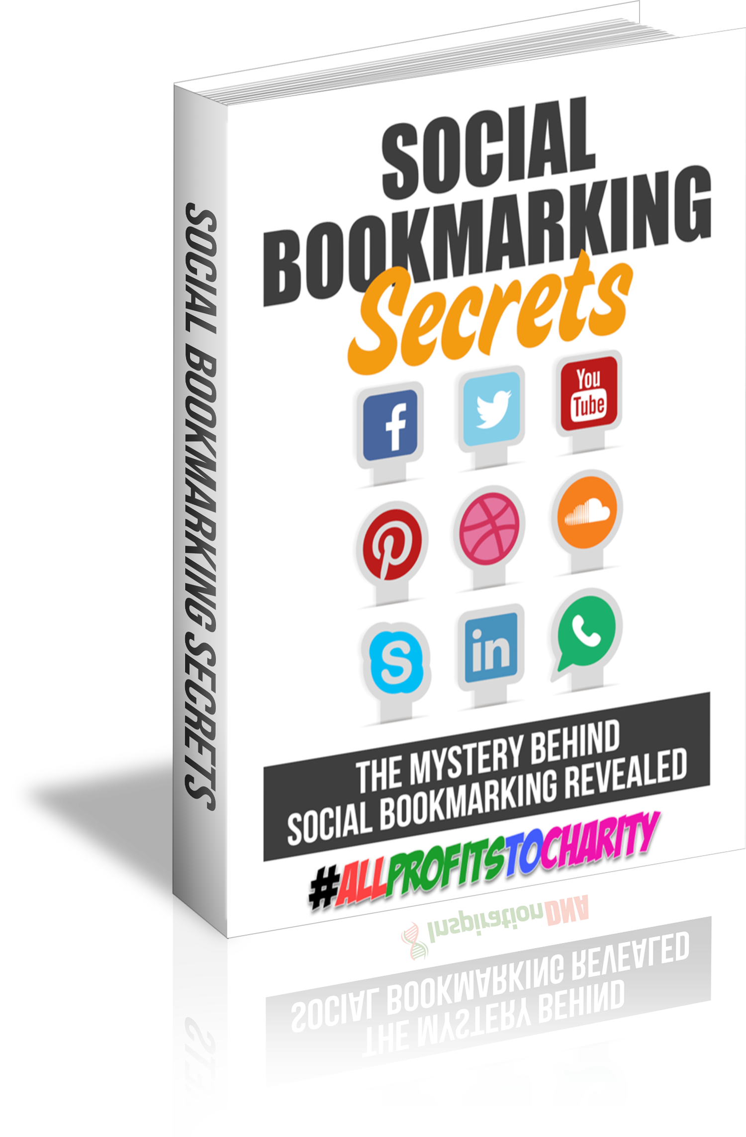 social bookmarking secrets cover