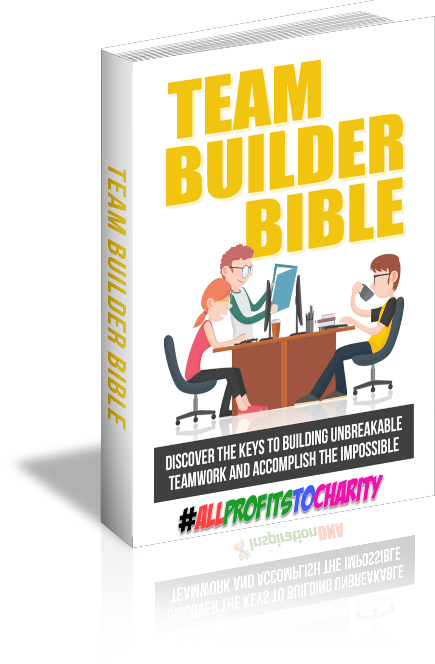 team builder bible cover